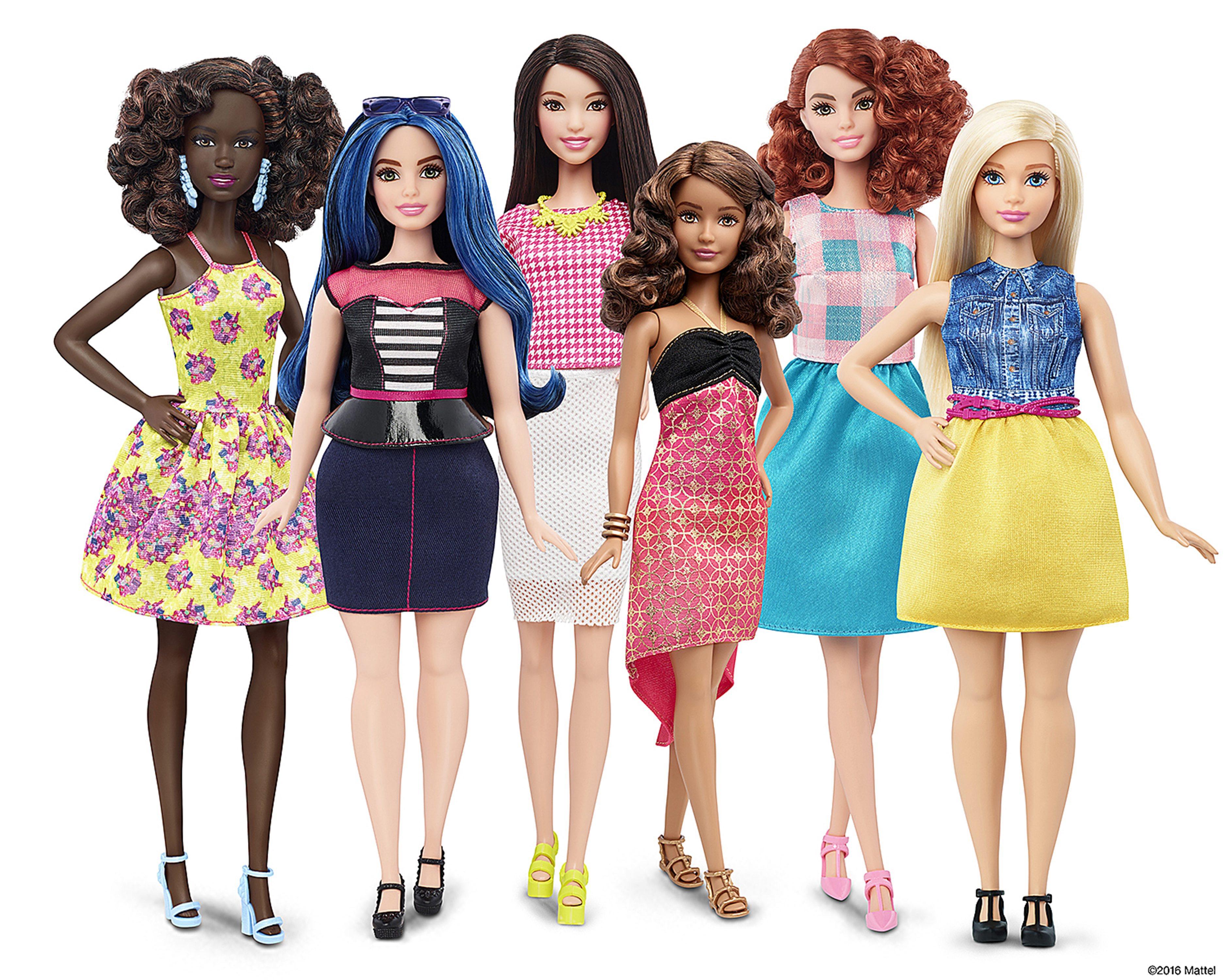 Mattel verkleint verliezen door comeback Barbie