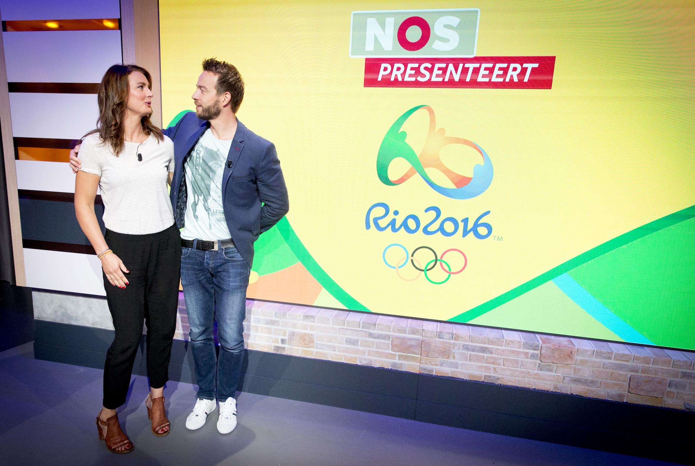 TV Top 25: bijna helemaal Spelen in Rio