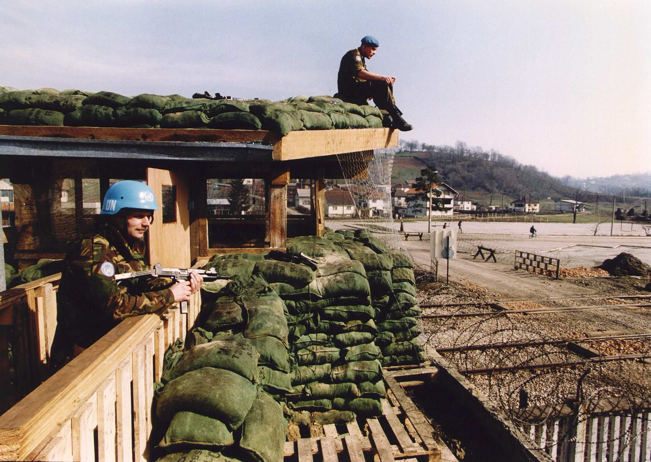 Megaclaim rond val van Srebrenica: hierom draait het