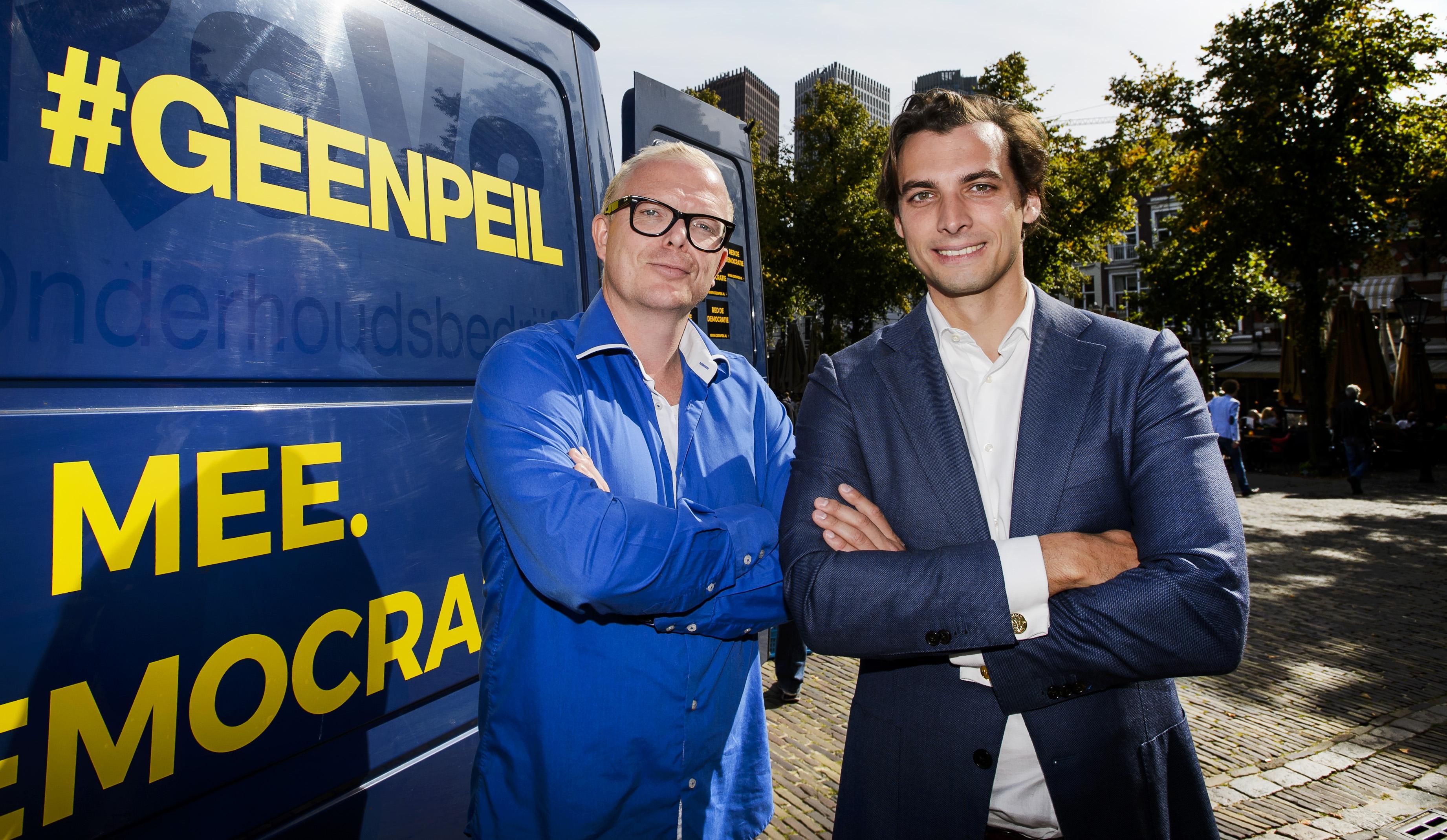 Baudet begint politieke partij: 'Knokken om 1 zetel'