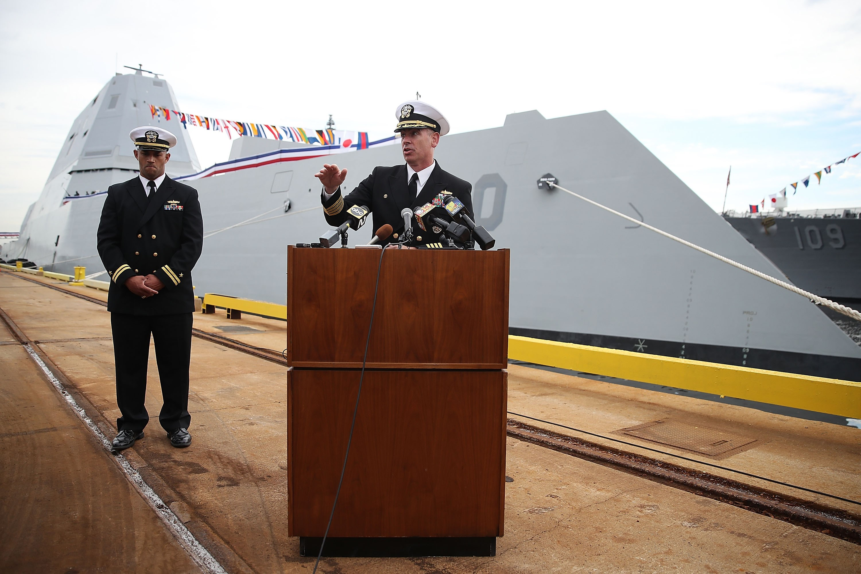 Amerikaanse marine neemt 'batmanschip' in gebruik