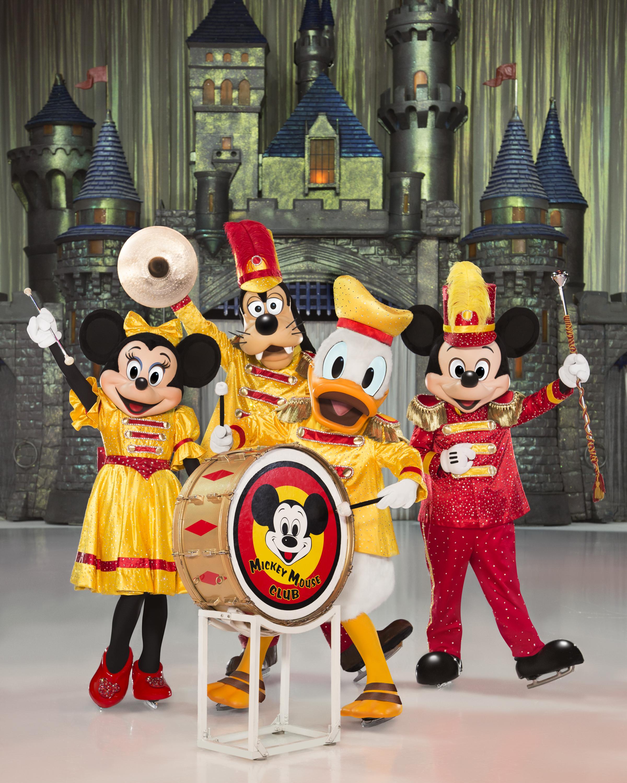 100 jaar magisch Disney (op het ijs)