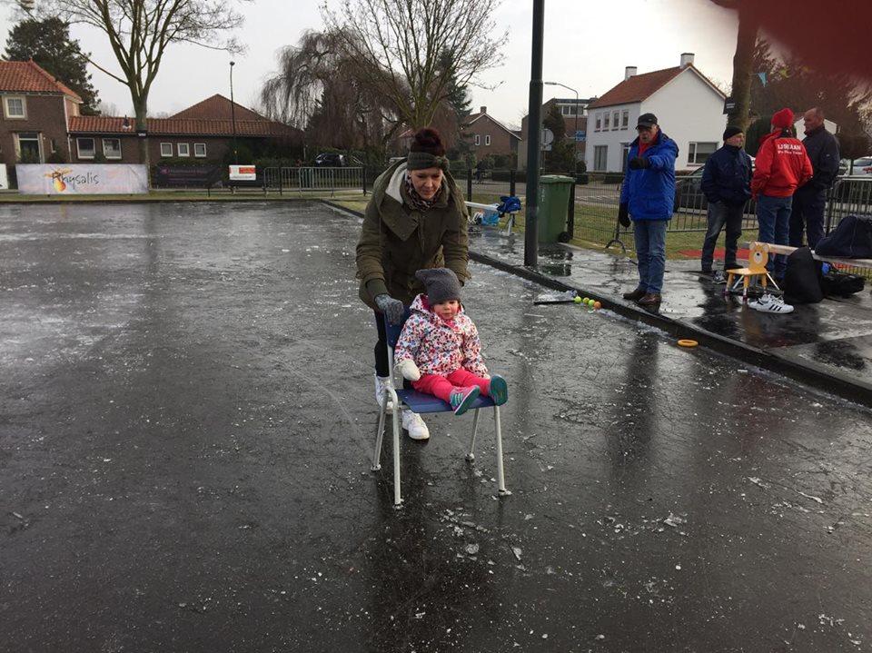 Schaatsen voor jong en oud
