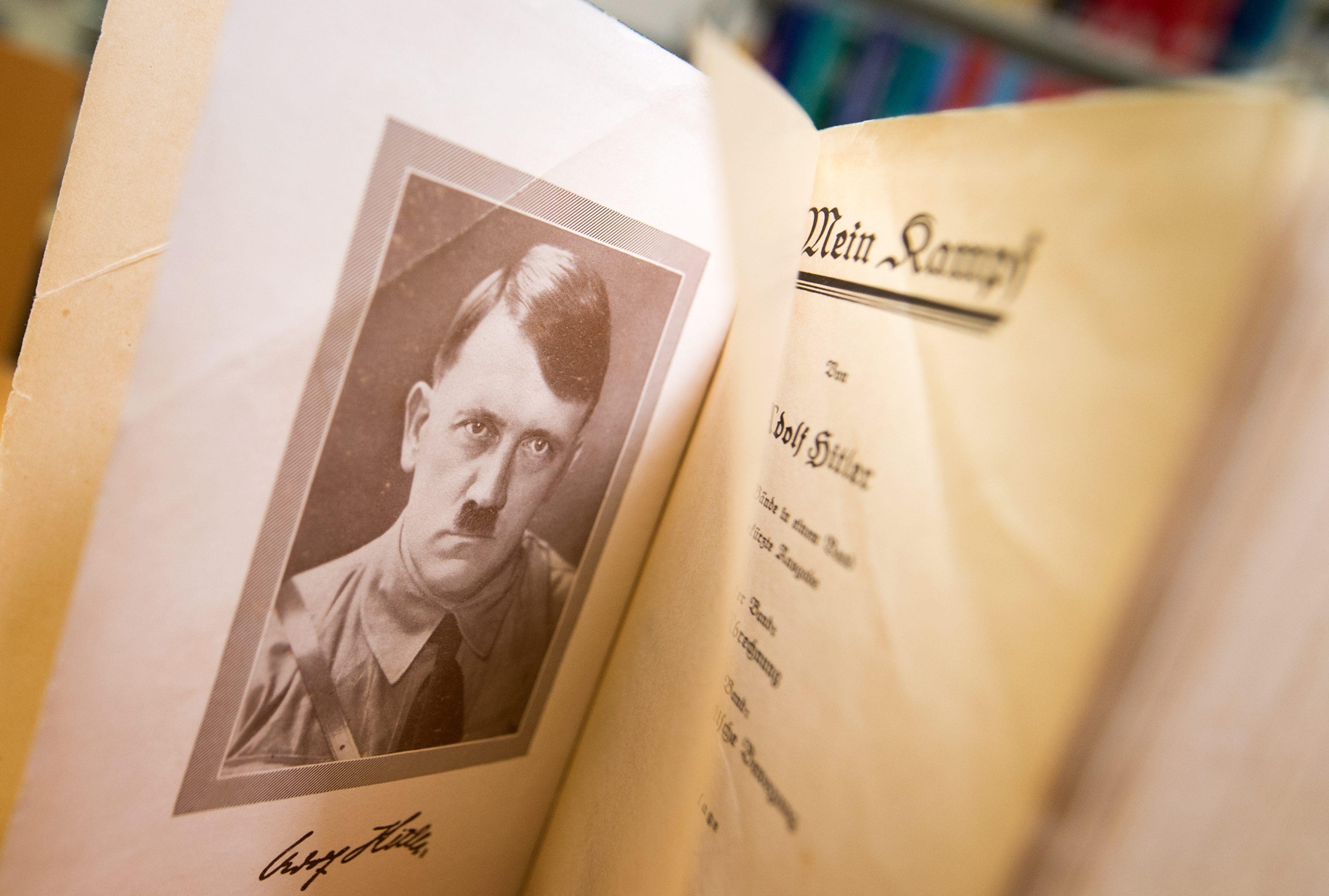 Mein Kampf: een Duitse bestseller