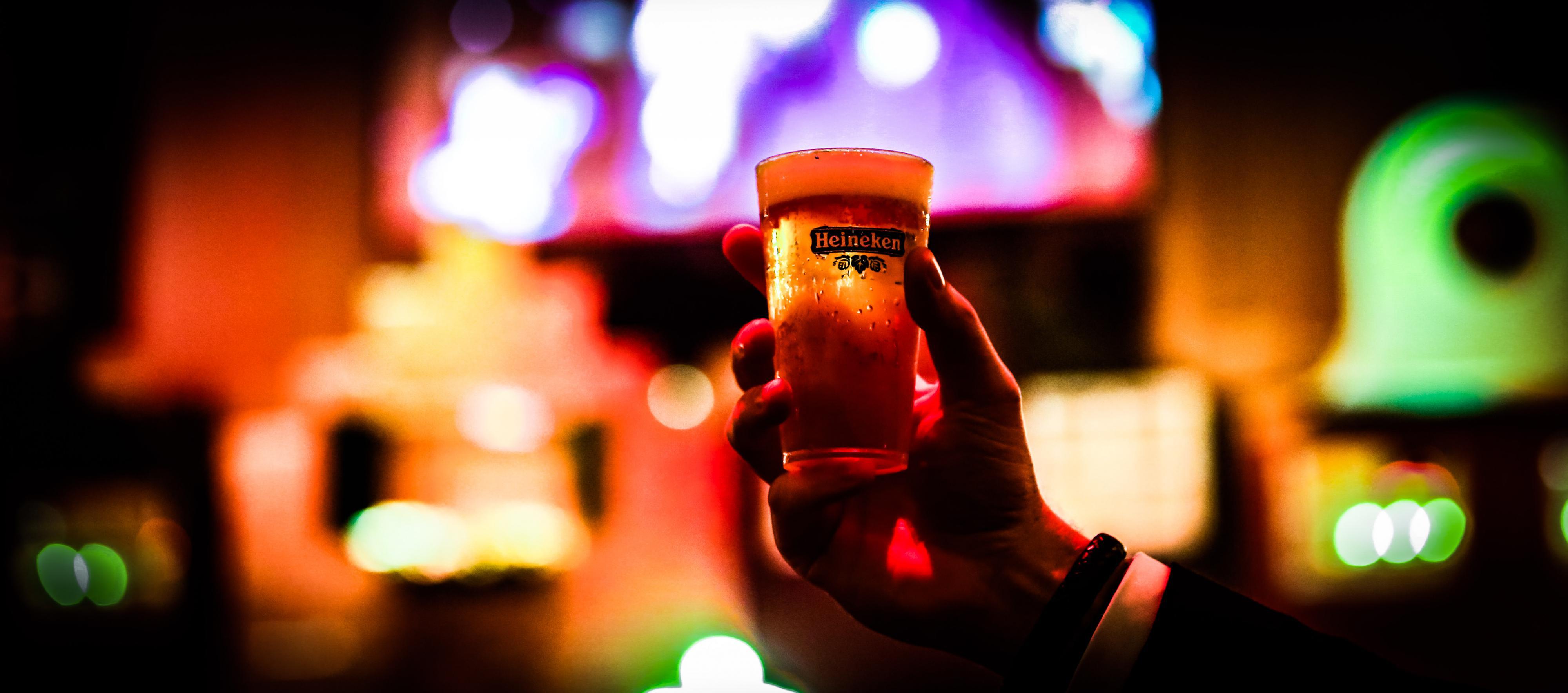 Hoeveel bier we in 2016 dronken...