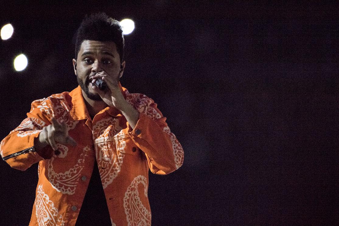 The Weeknd maakt indruk met hoge noten in Ziggo Dome