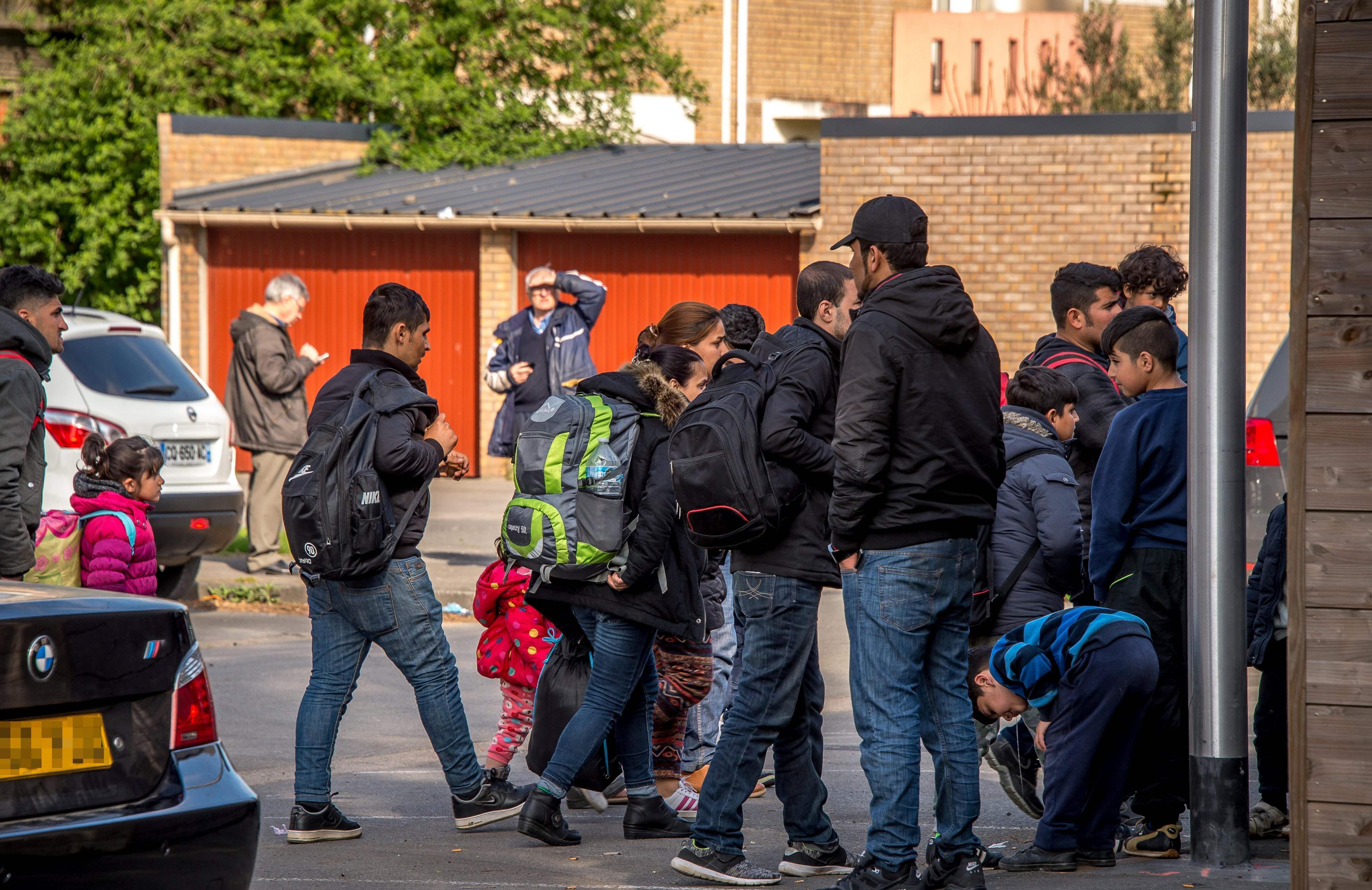 Dit weten we over de vluchtelingenrel in Duinkerke