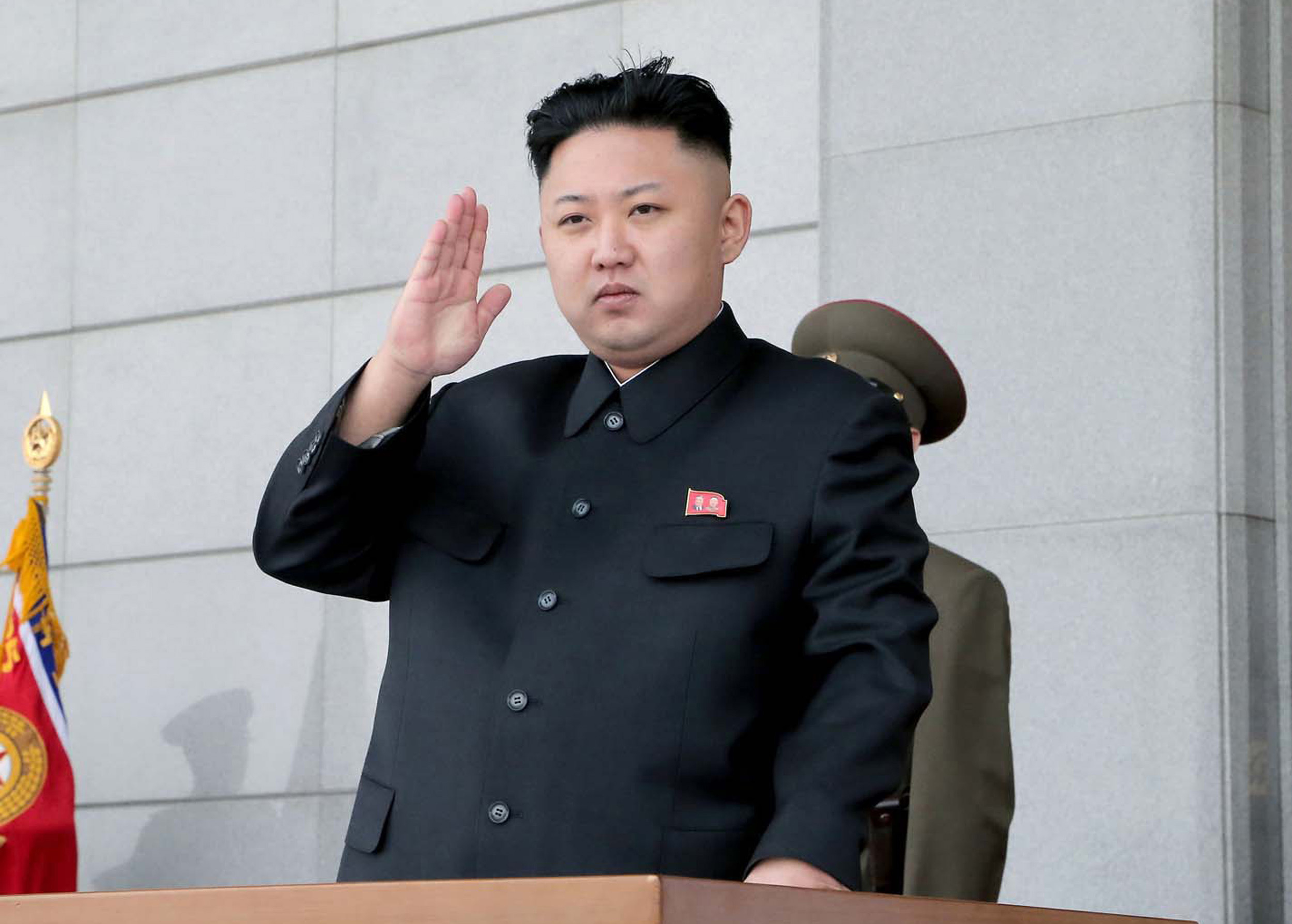 De Noord-Koreaanse leider Kim Jong-Un. Foto: AFP / Kcna Via Kns