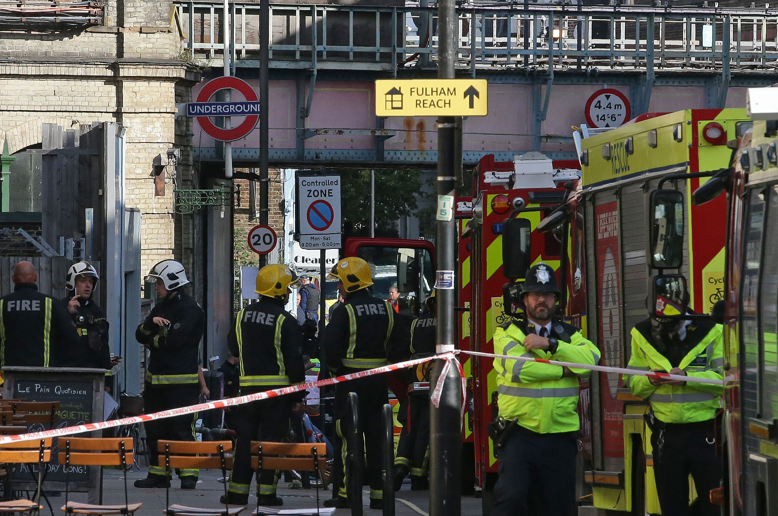 Vijf vragen over de kritieke toestand in Londen