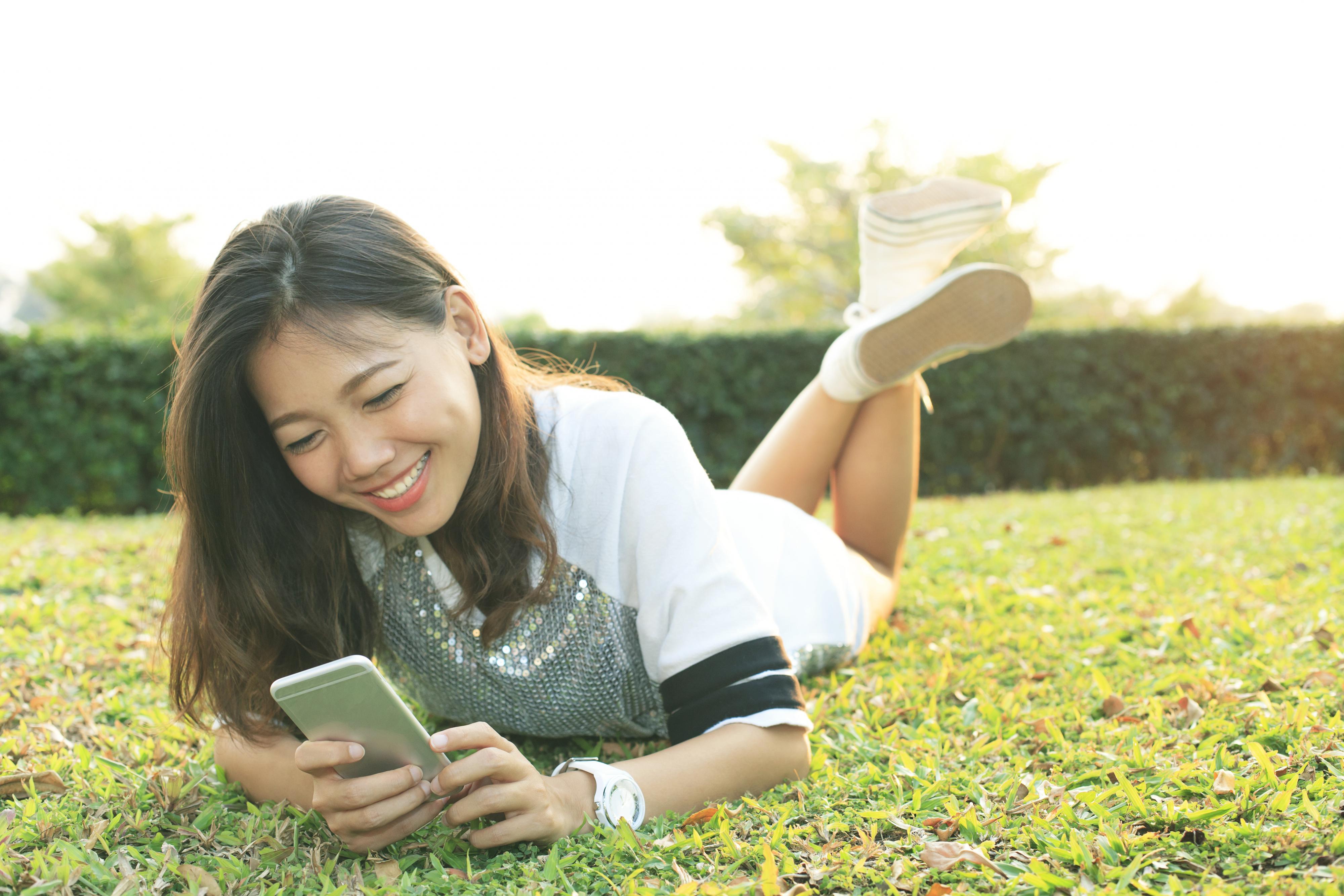 Op zoek naar een leuke baan? Speel een spelletje op je mobiel! / Colourbox