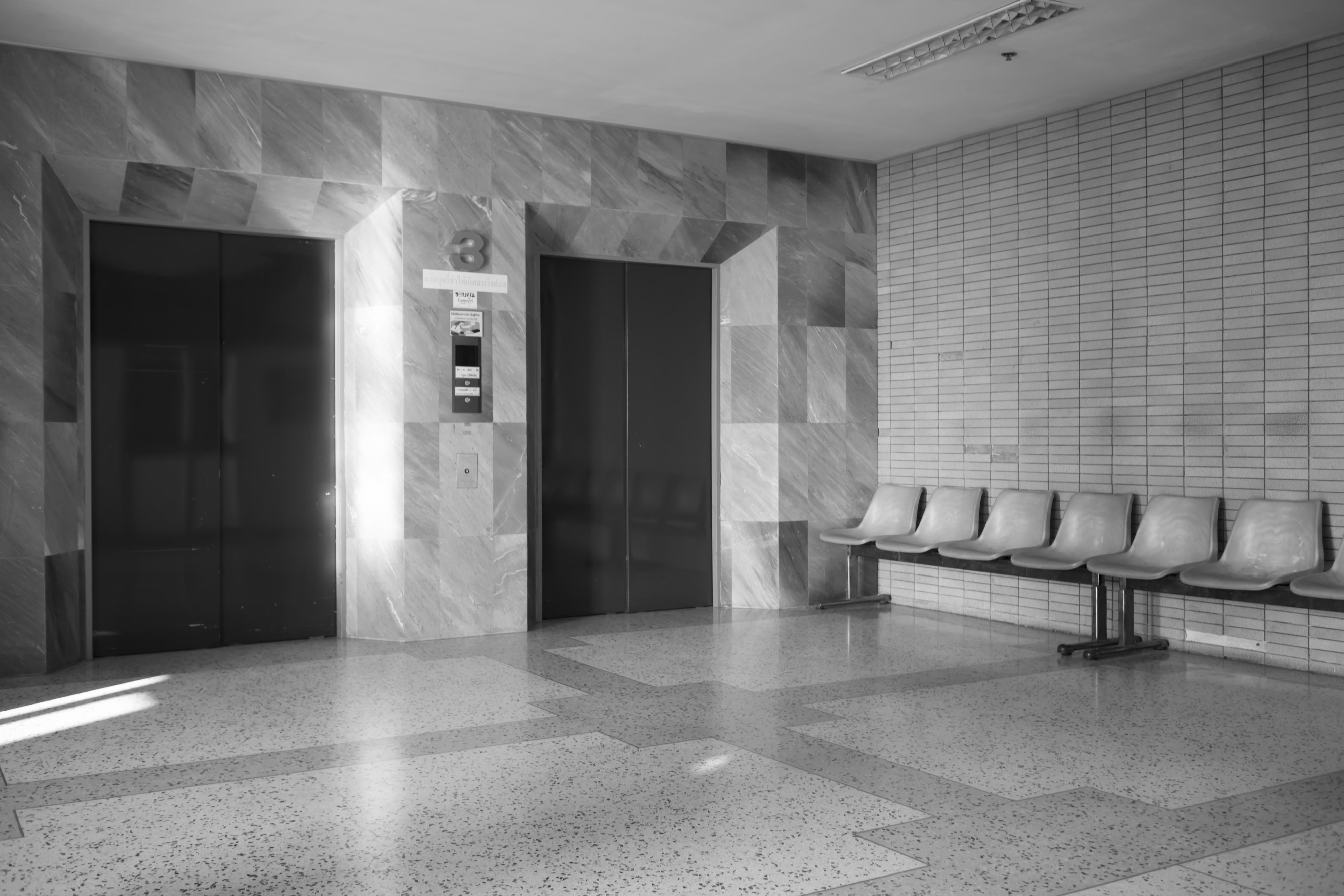 Binnen twee minuten een baan dankzij een elevator pitch in de lift? Bij Hudson's Bay kon het afgelopen juli. / Colourbox
