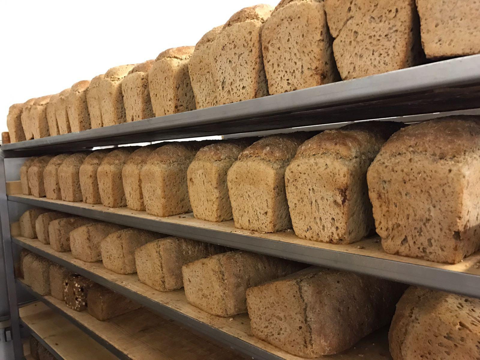 Next level: BrouwBrood maakt brood gemaakt van bier