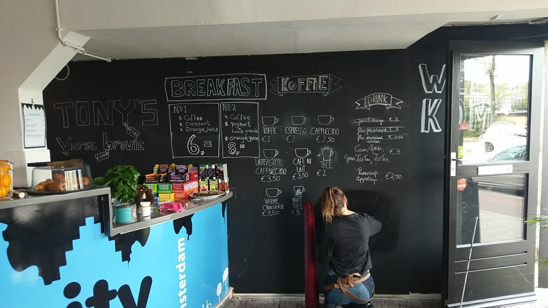 Amsterdam krijgt eerste koffiebar met gebarentaal