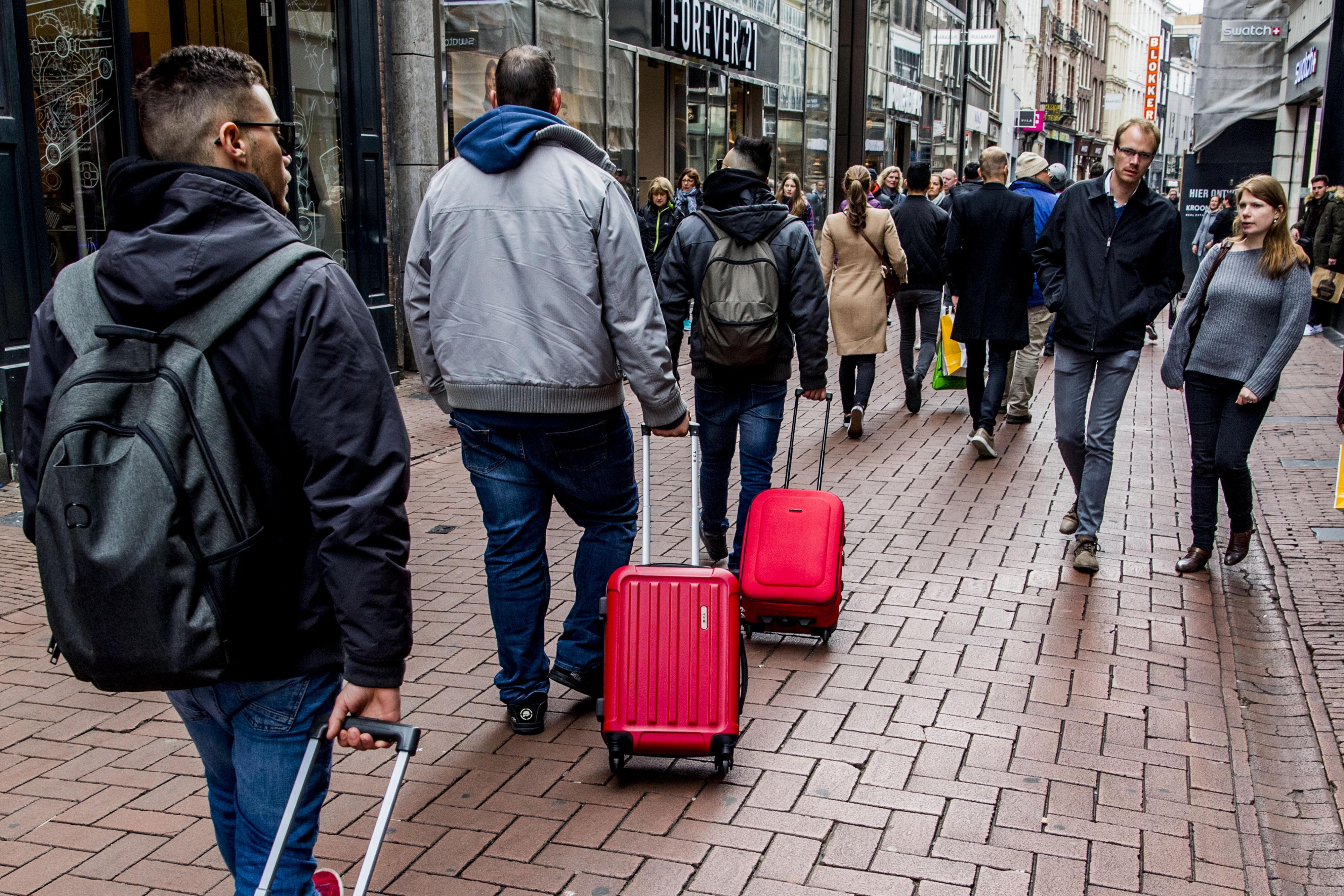 Nederland weer erg populair onder toeristen
