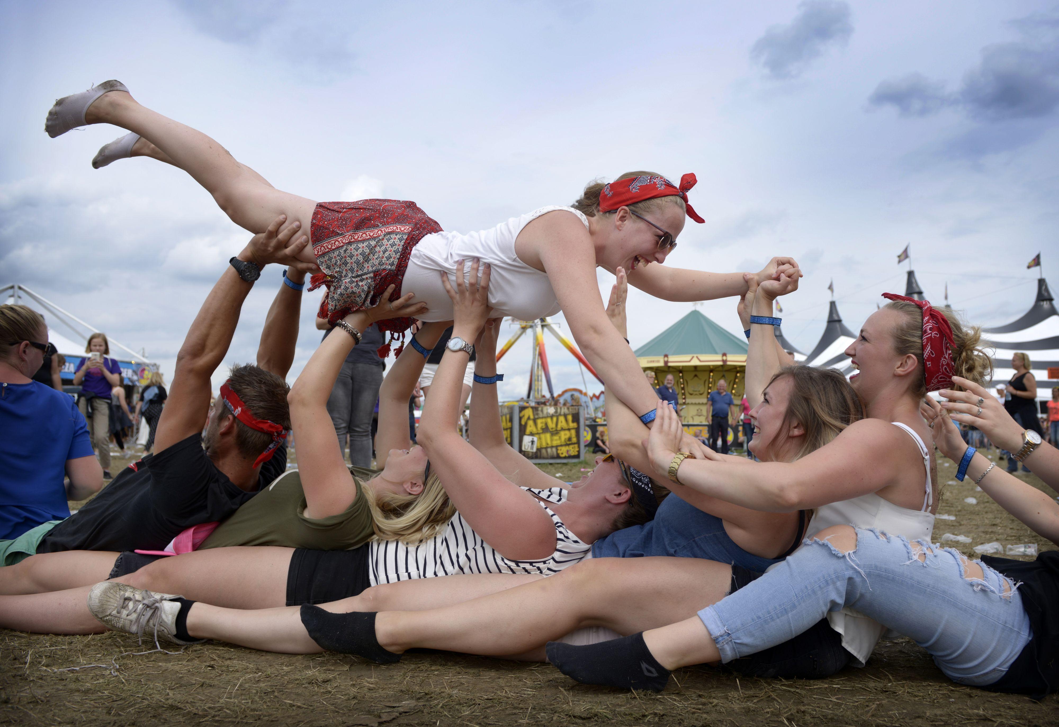 Metrolezer gaat voor totaalbeleving op festivals