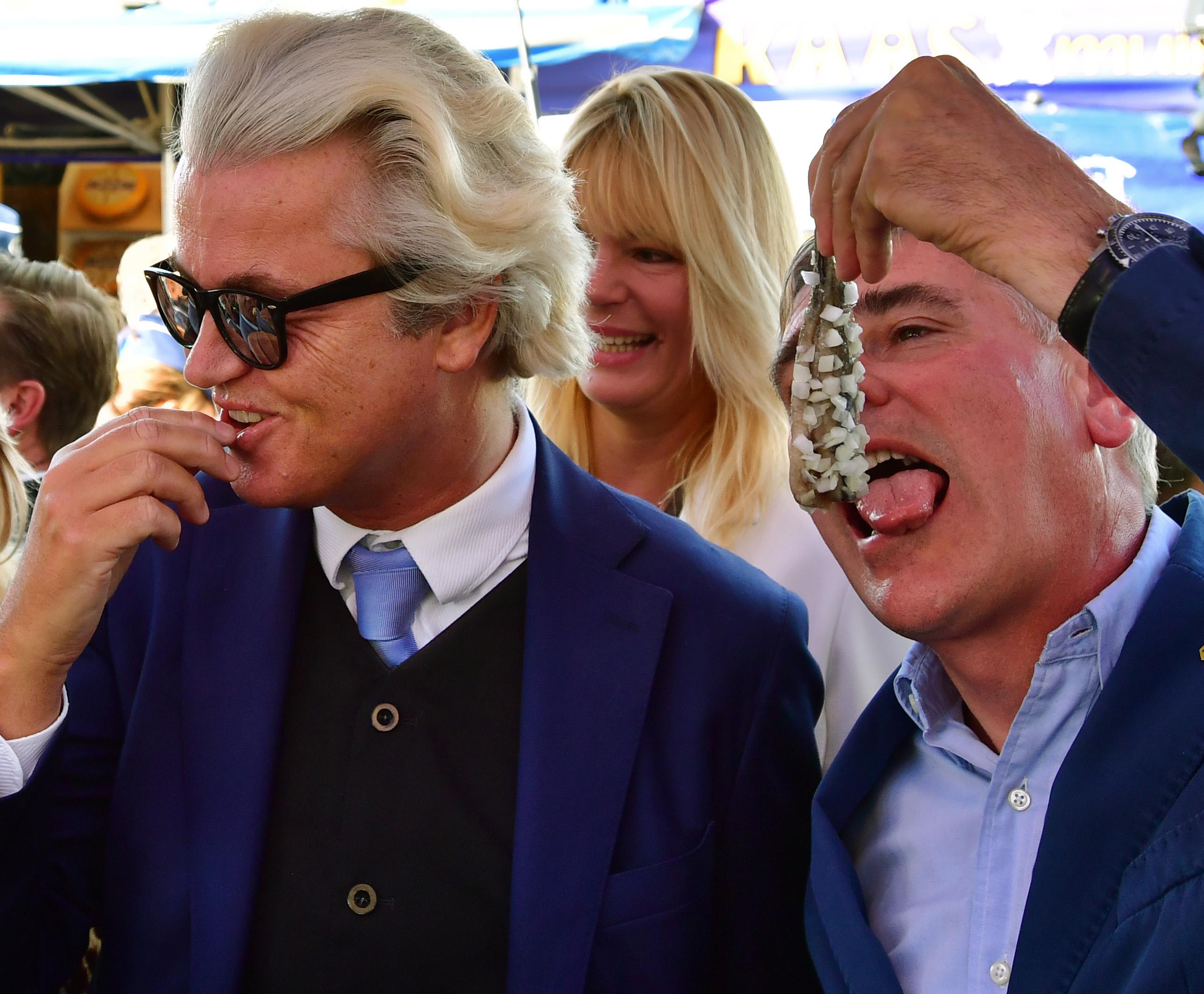 Geen problemen bij bezoek Wilders aan Antwerpen
