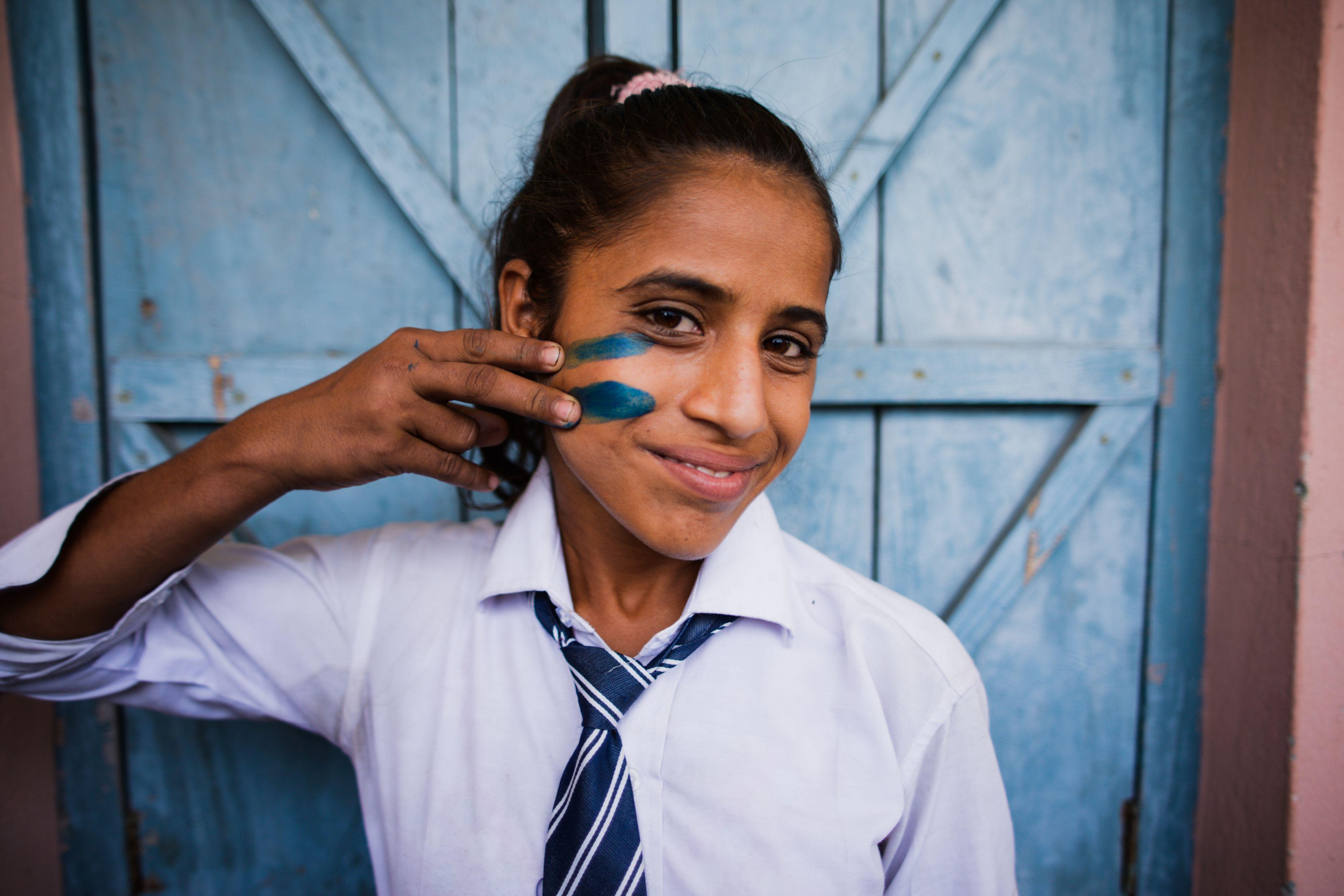 Gelijkheid voor alle meisjes op de wereld