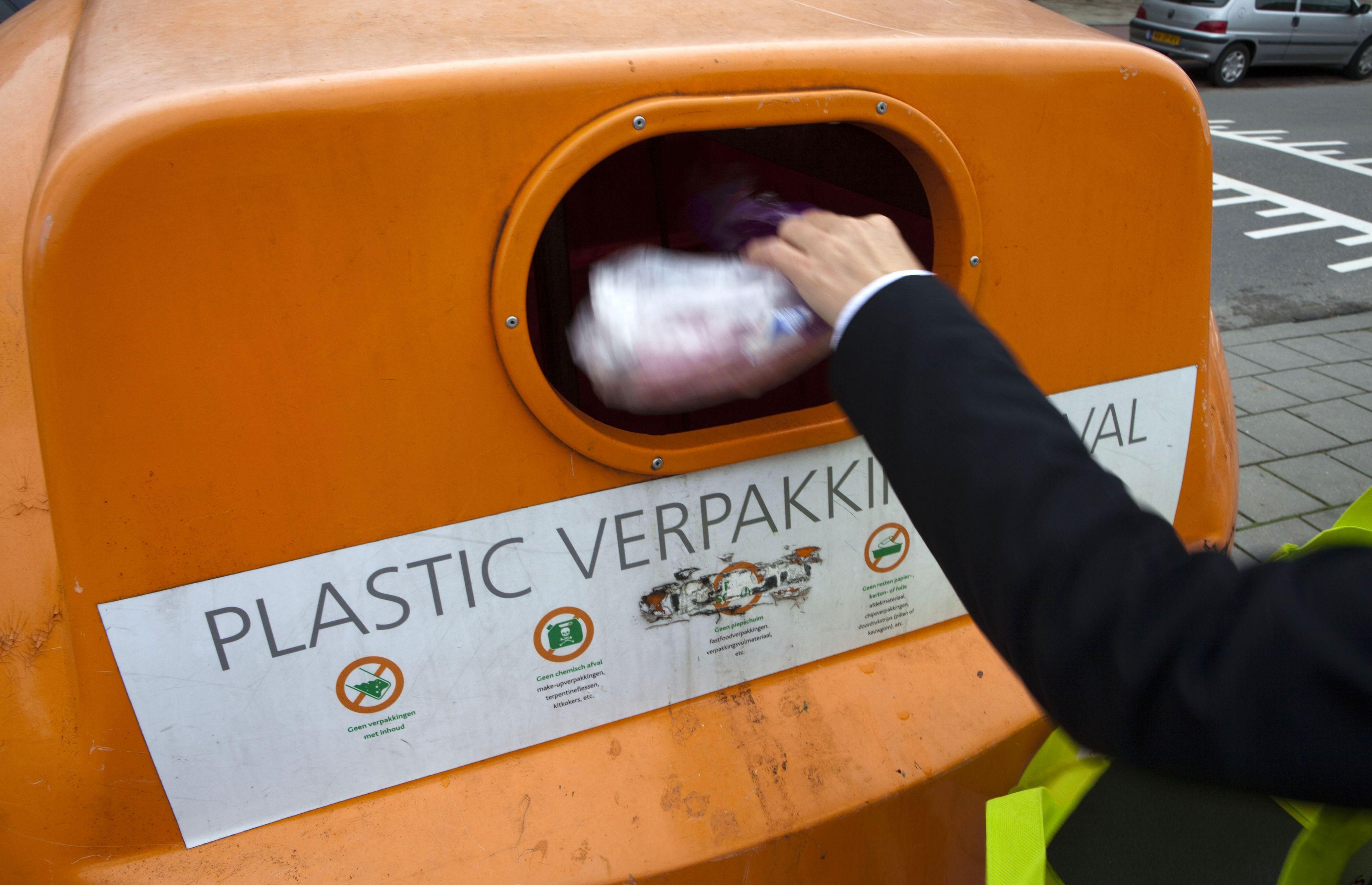 5 tips op weg naar het 'Plastic-pact'