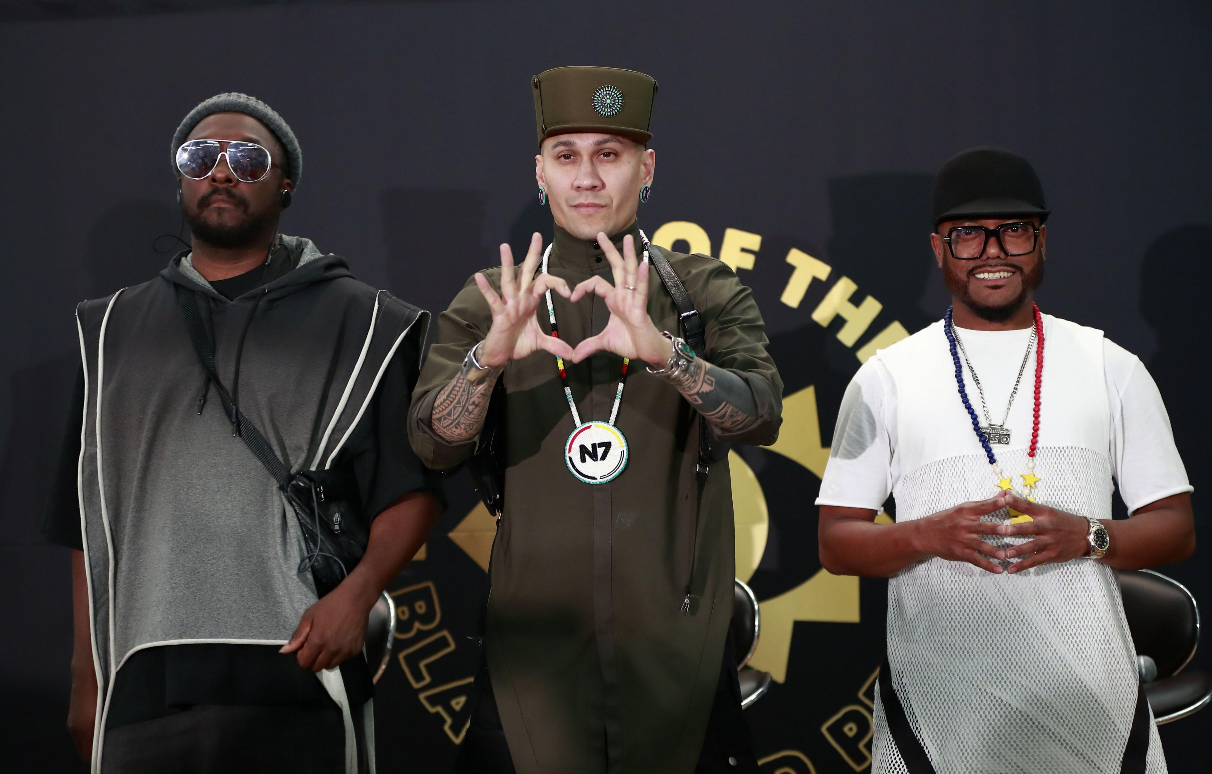 De Black Eyed Peas ontmoeten? Vandaag kan het!