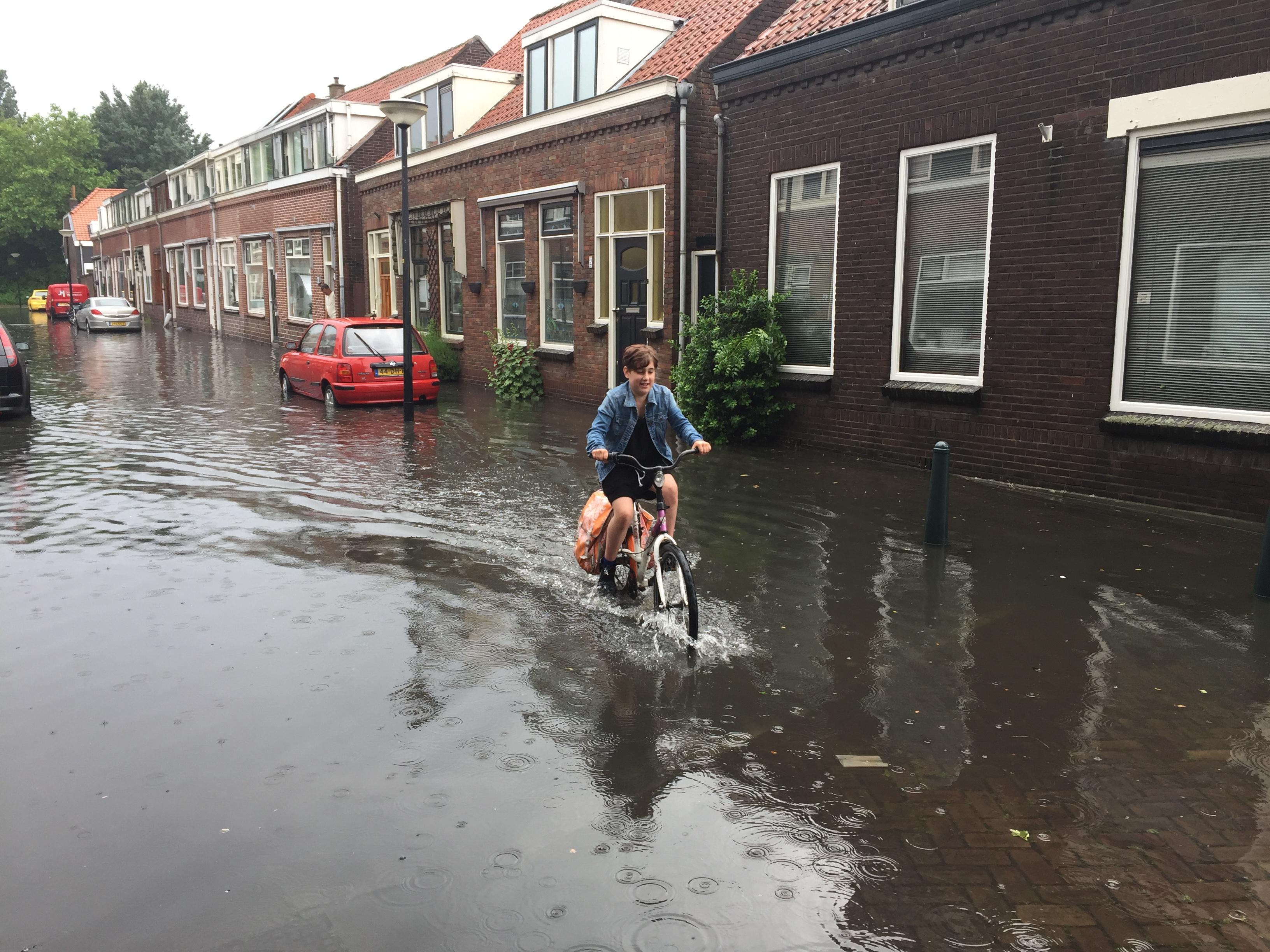 'Je hoeft niet meteen een klimaatheld te zijn'