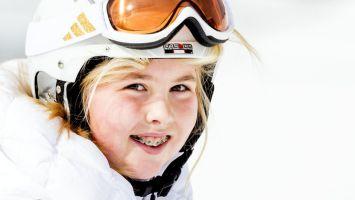 In beeld: Hoera, Prinses Amalia is 15 jaar!