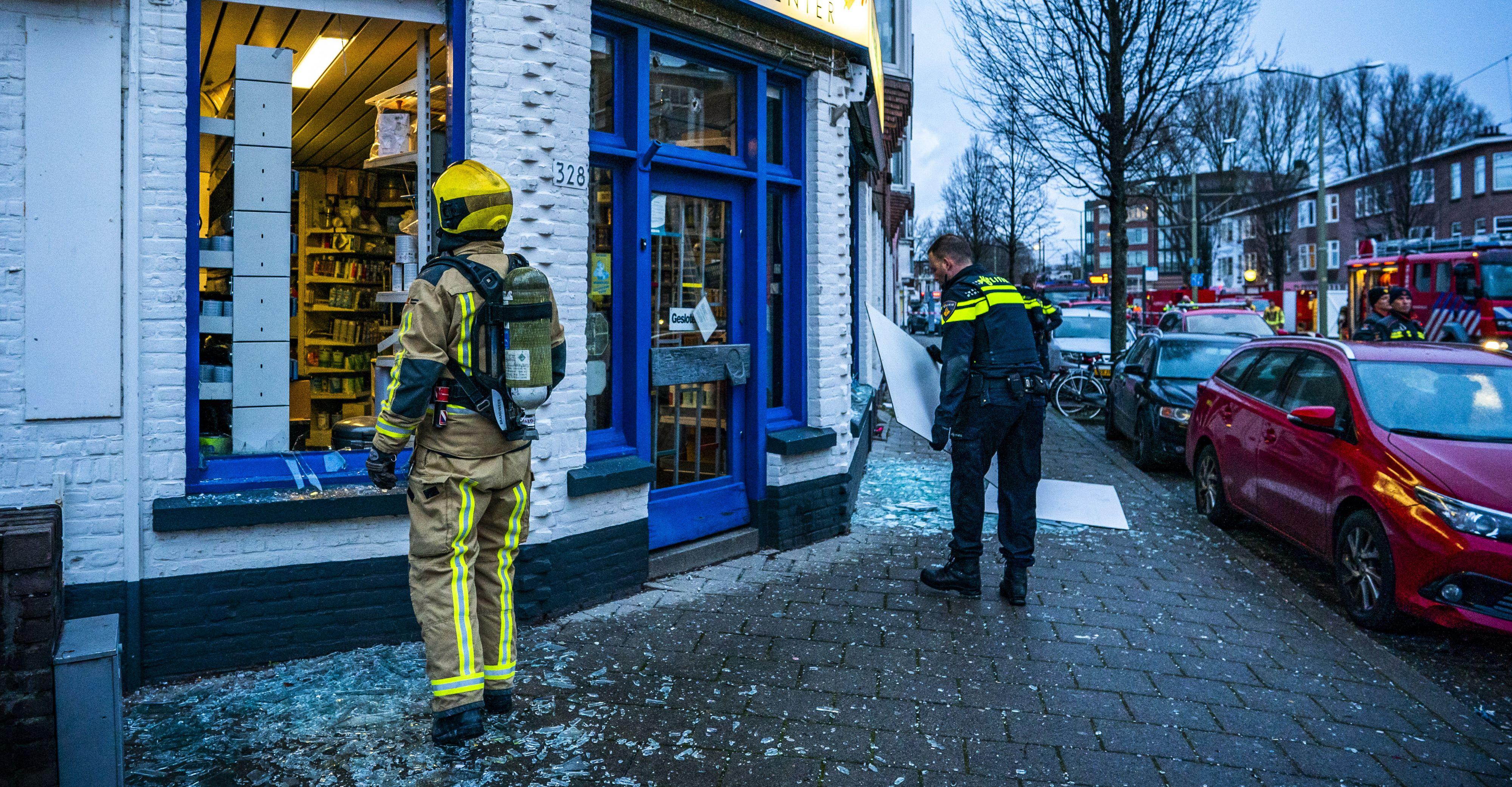 Gewonden bij vermoedelijke gasexplosie Den Haag