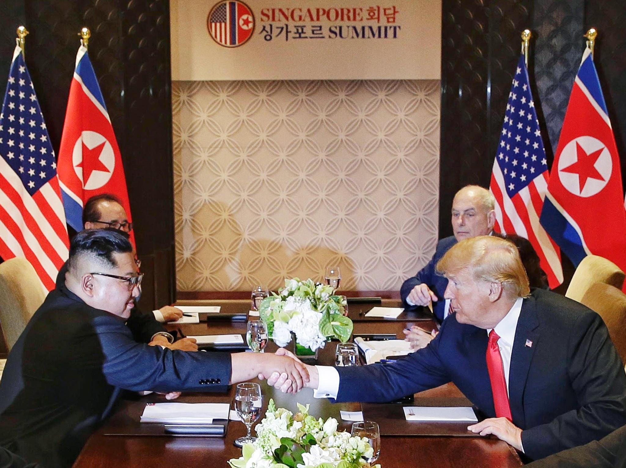 Topdiplomaten VS en Noord-Korea weer in overleg.