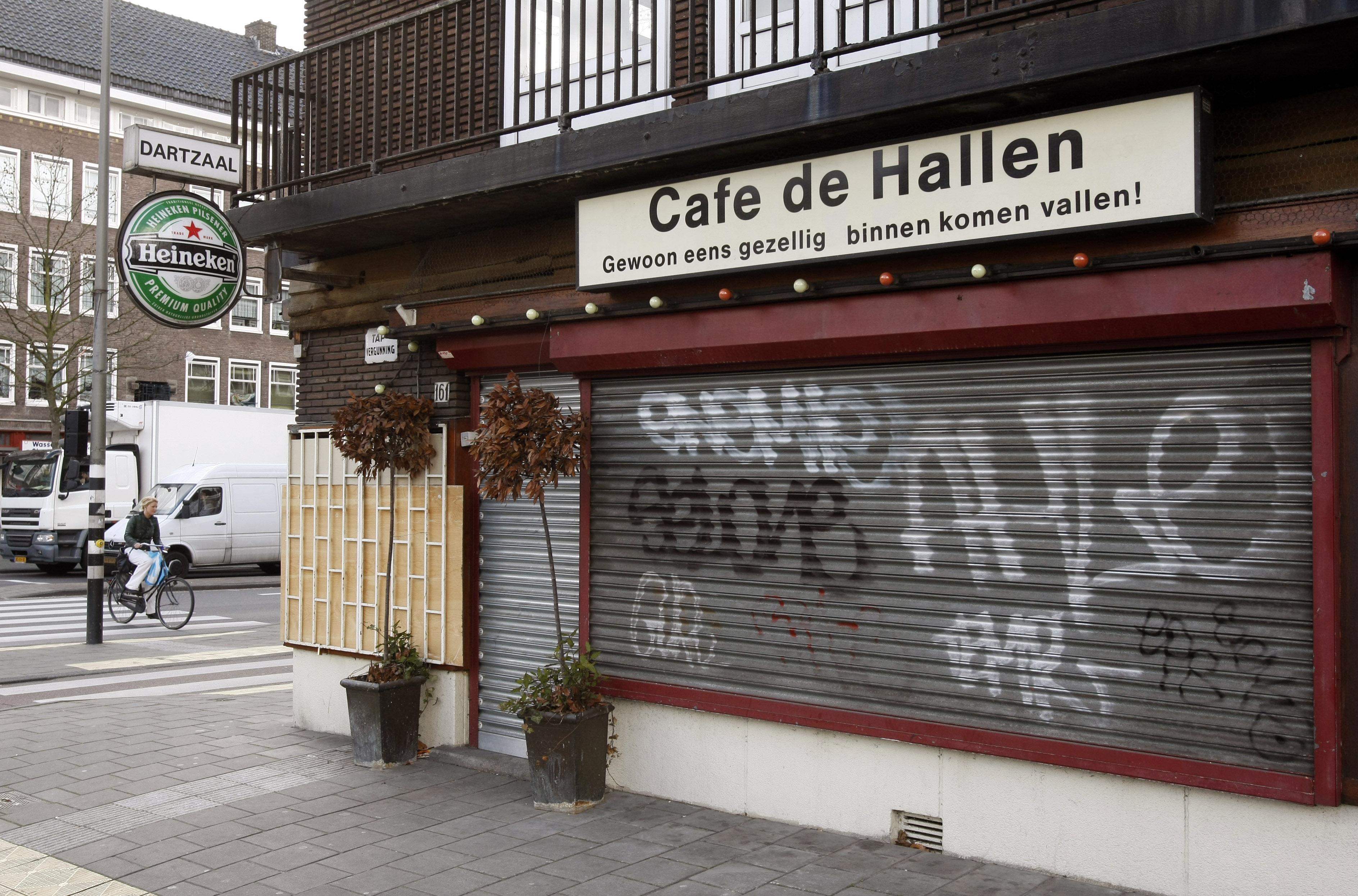 'Never a dull moment bij Willem Holleeder'