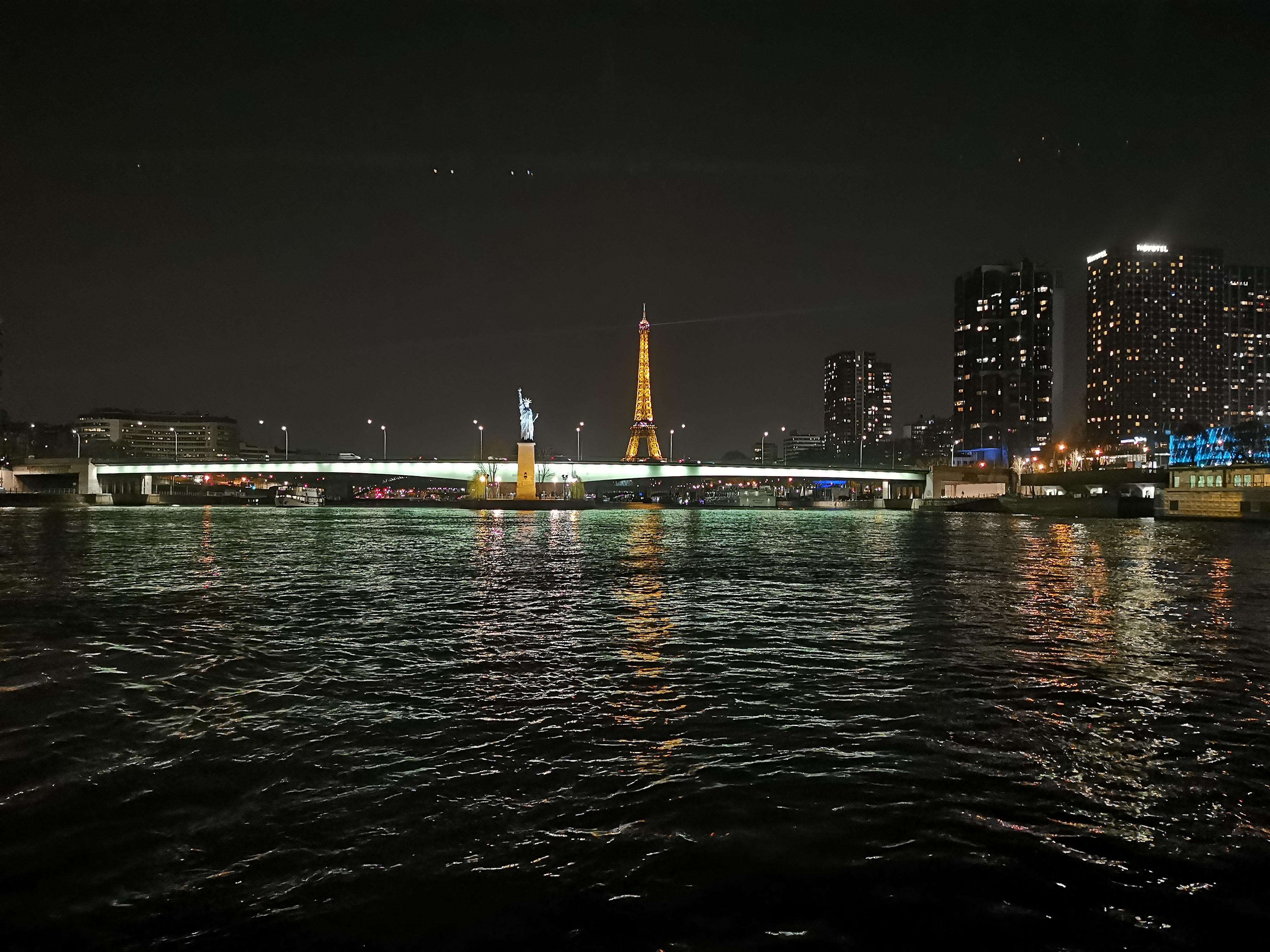 Parijs door de lenzen van de Huawei P30 Pro