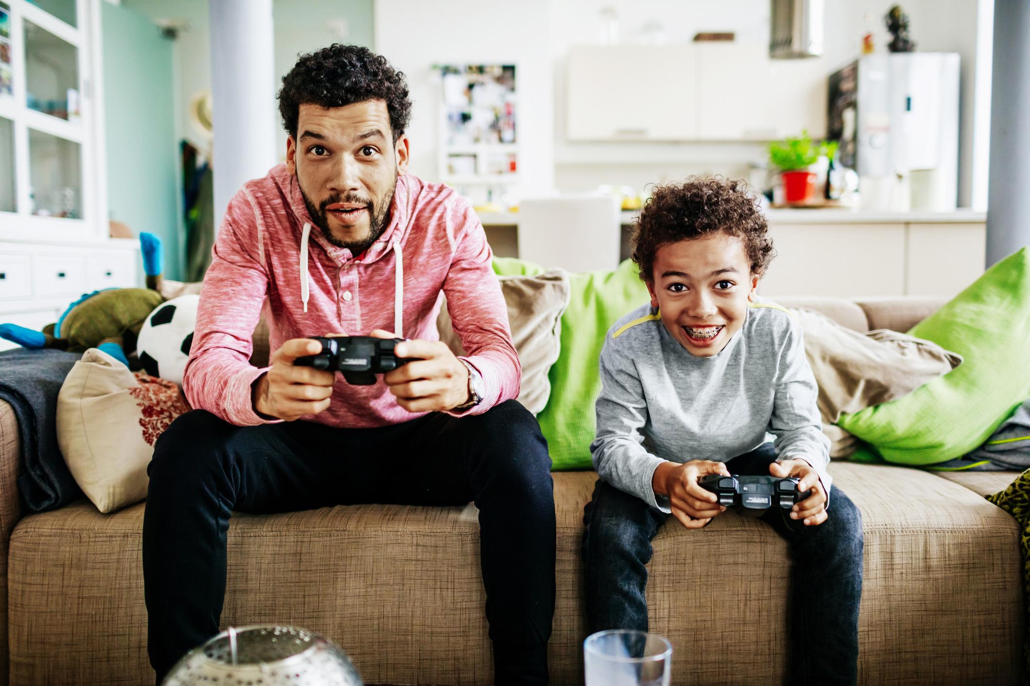 Volwassenen spelen te weinig en dat is zonde