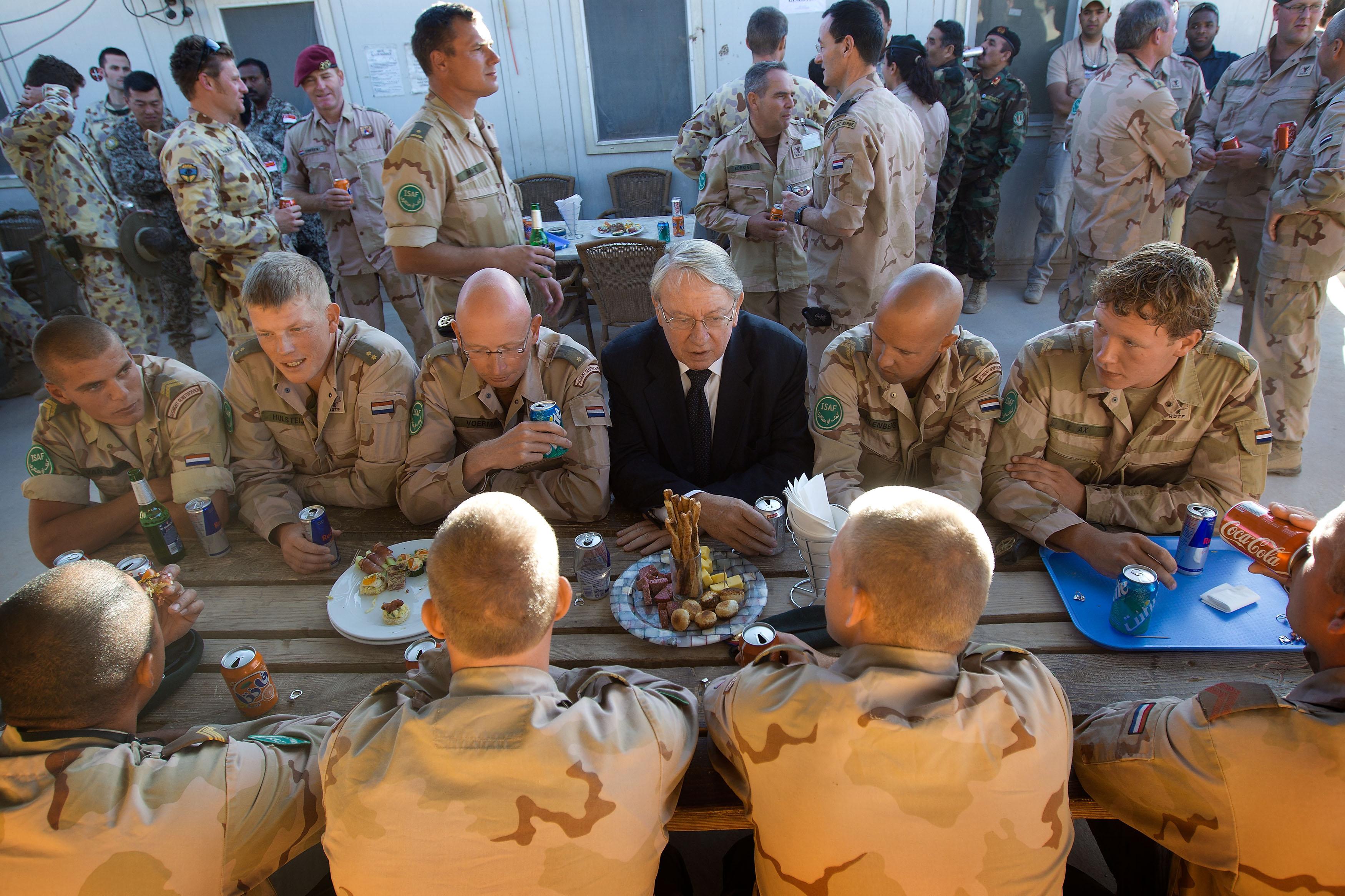 Afghaanse tolken missie Uruzgan bedreigd en vermoord.