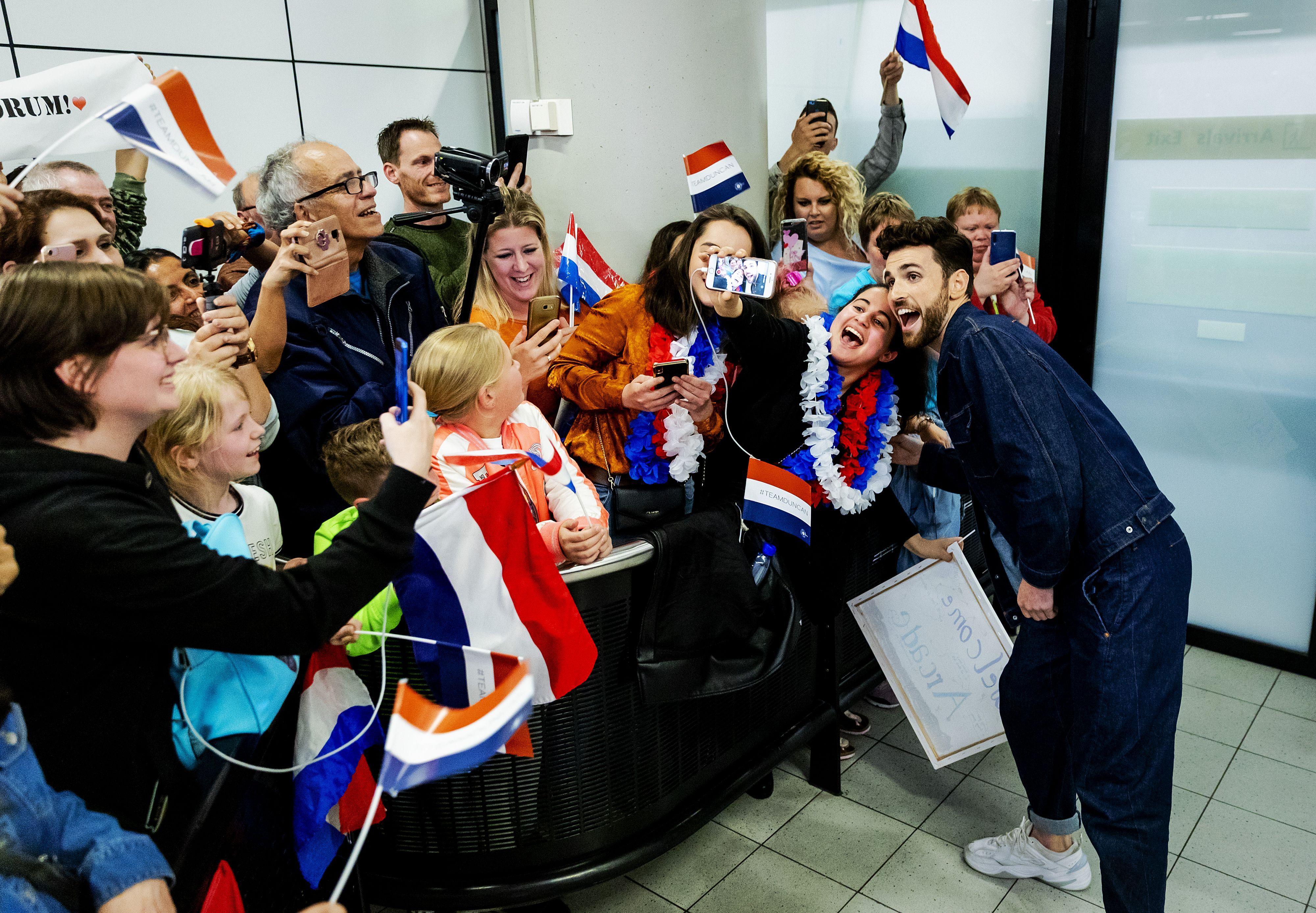Zwolle geen gastheer Songfestival in 2020.