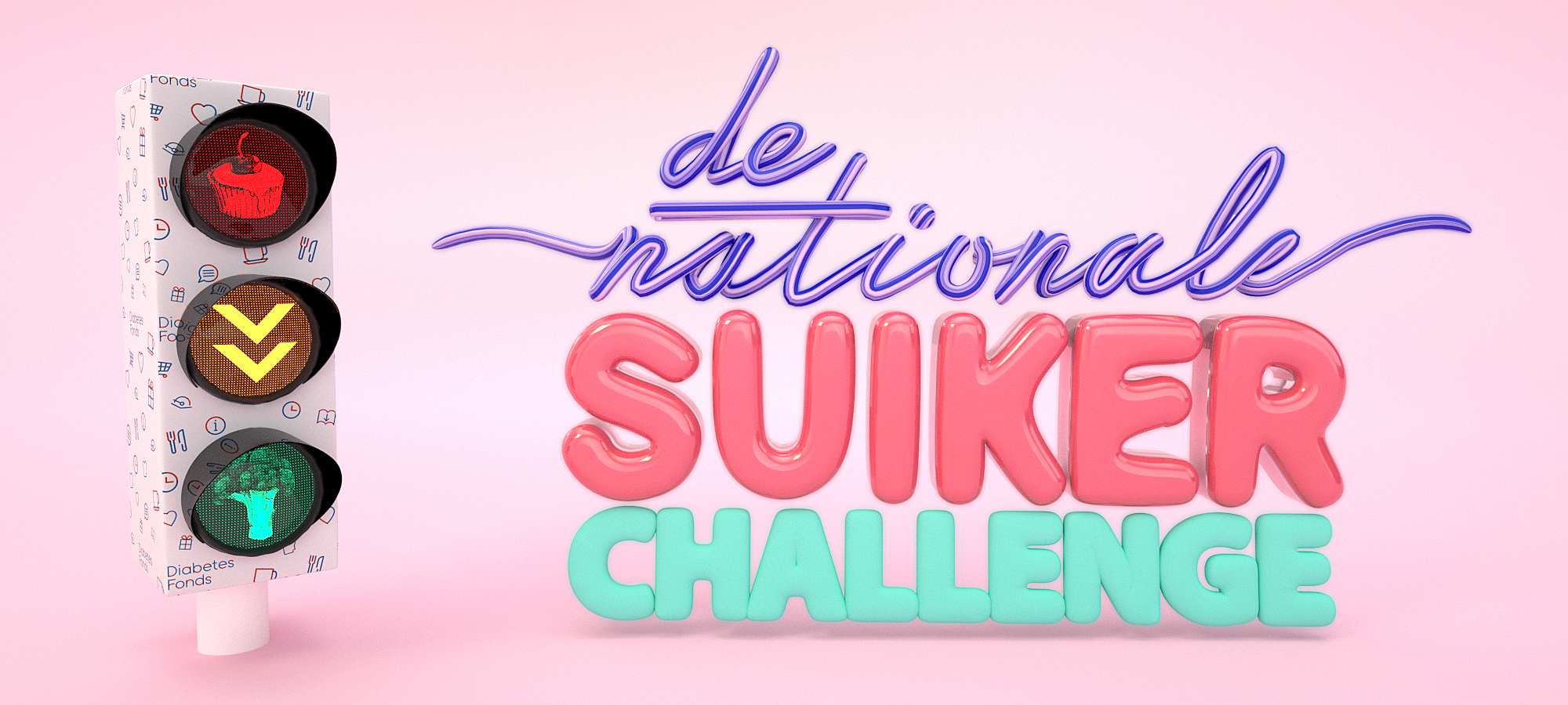 Maandag start de tweede Nationale Suiker Challenge, doe je mee?