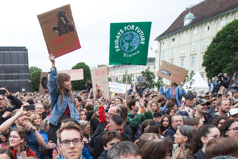 Greta Thunberg gaat fulltime voor klimaat lobbyen