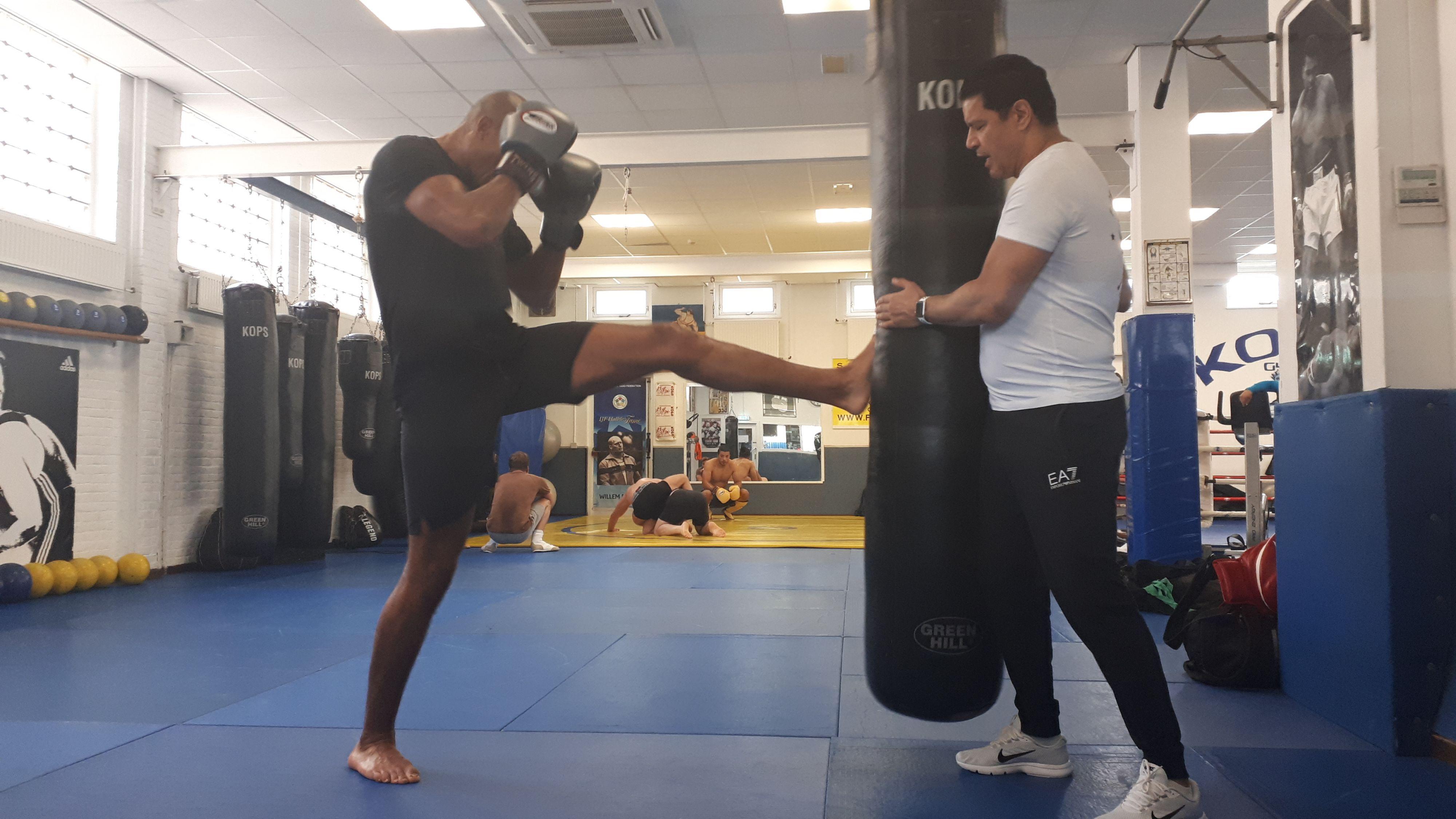 Geen festivalzomer voor kickboxer: Ik word de beste