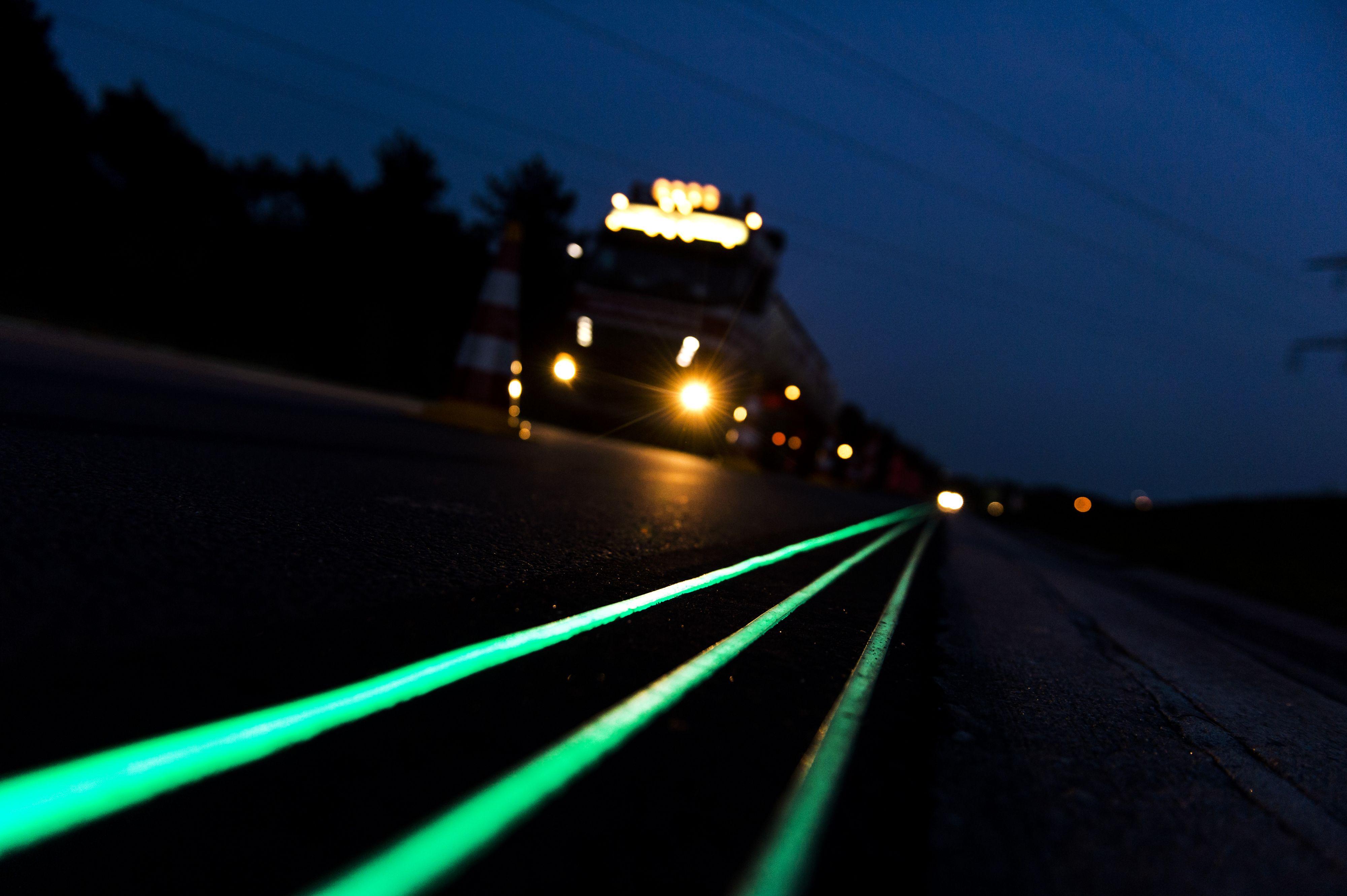 Licht 's nachts weer aan op snelwegen