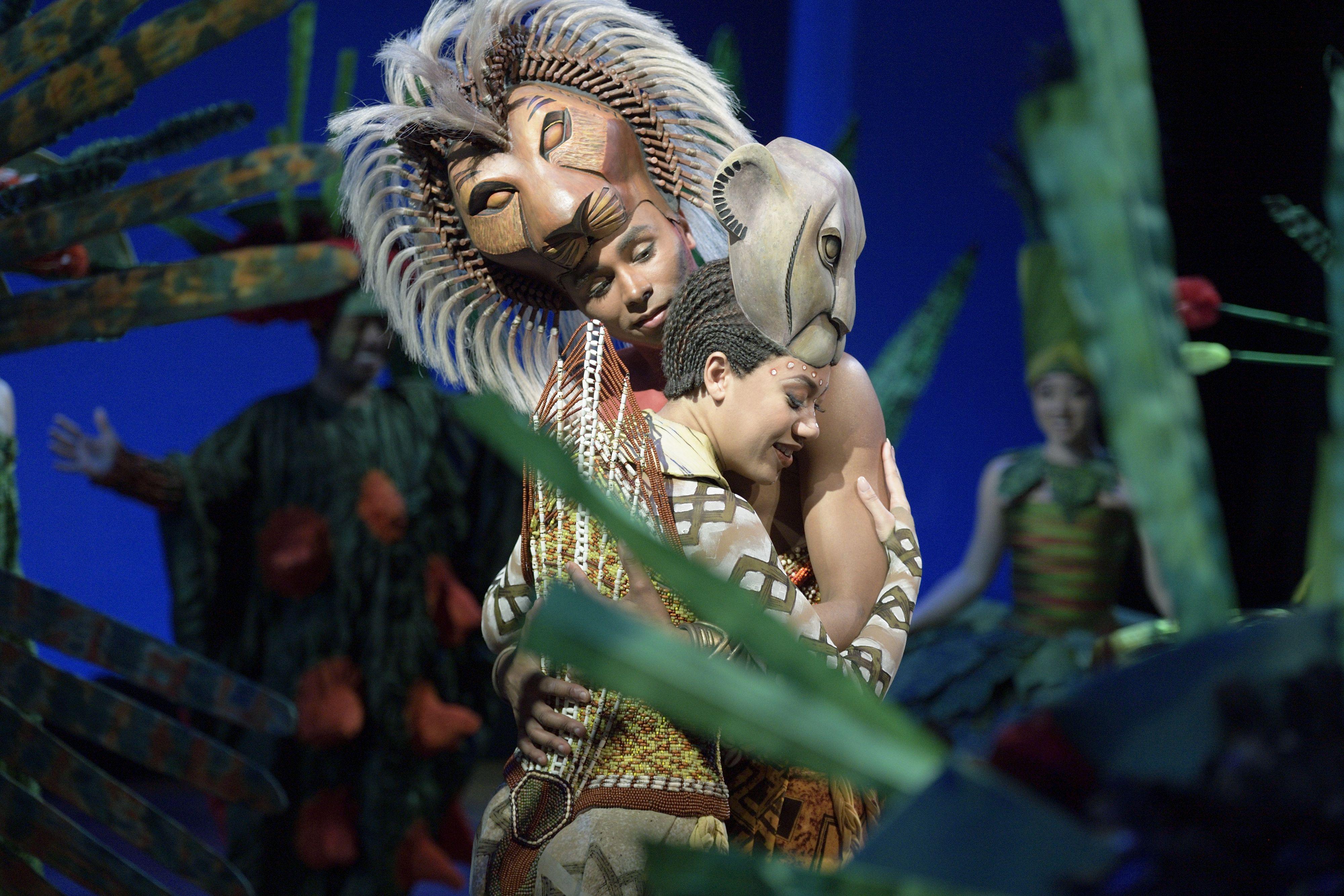 Lion King gestopt na 1139 voorstellingen