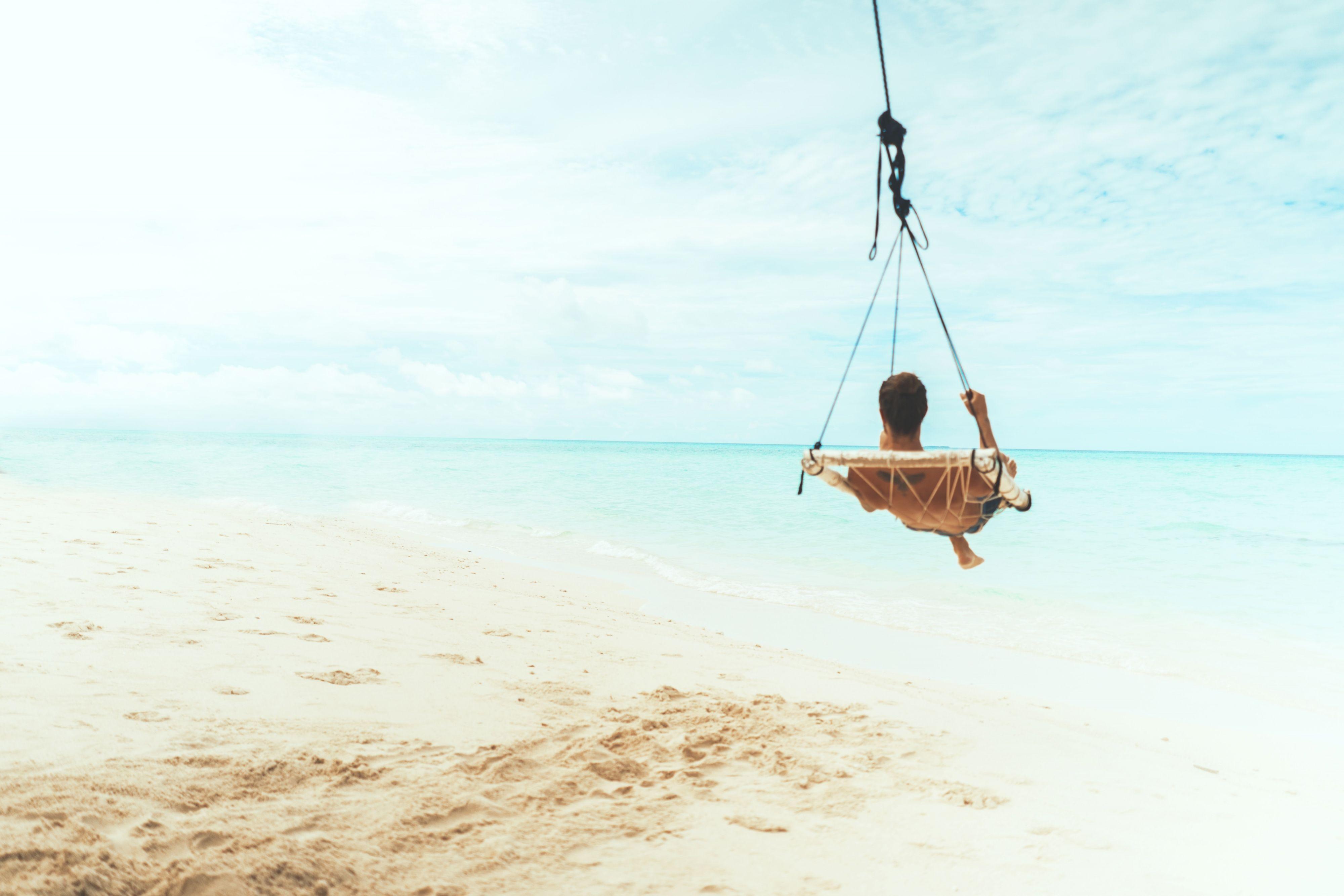 Vakantie is goed, maar je hoeft niet op reis