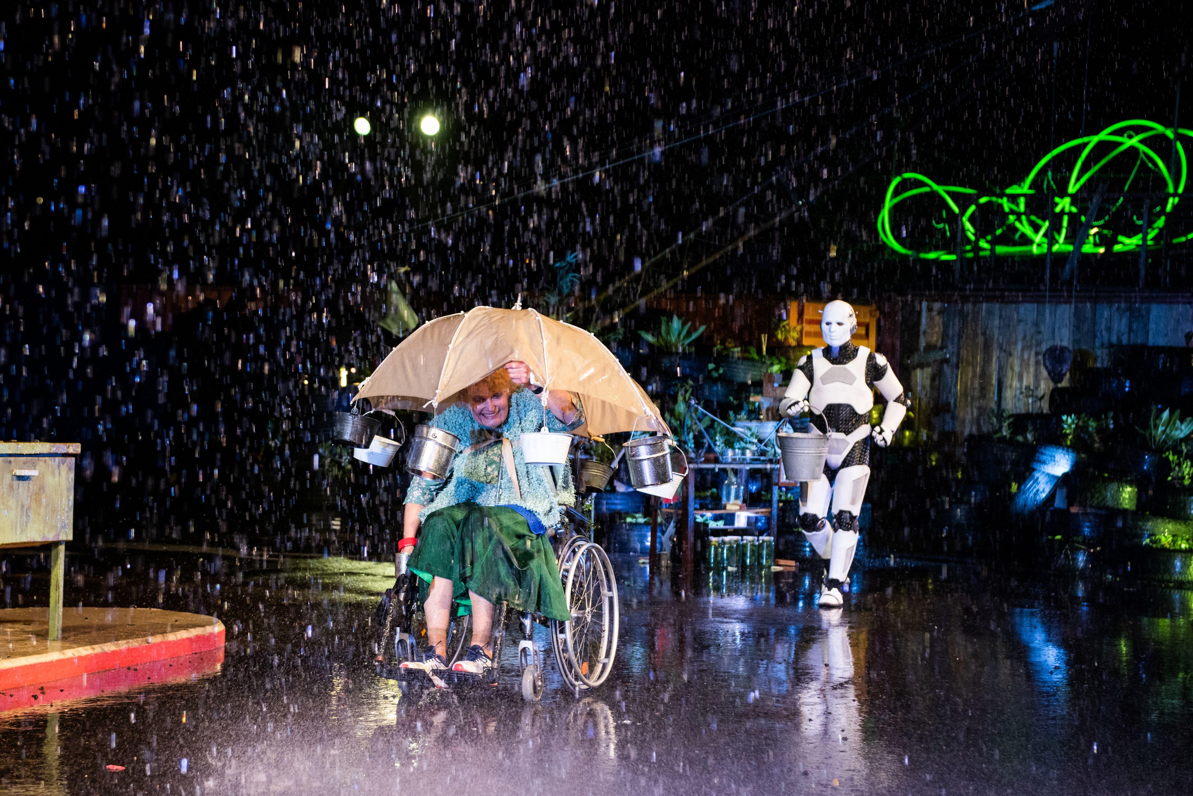 Robots schitteren in Almere