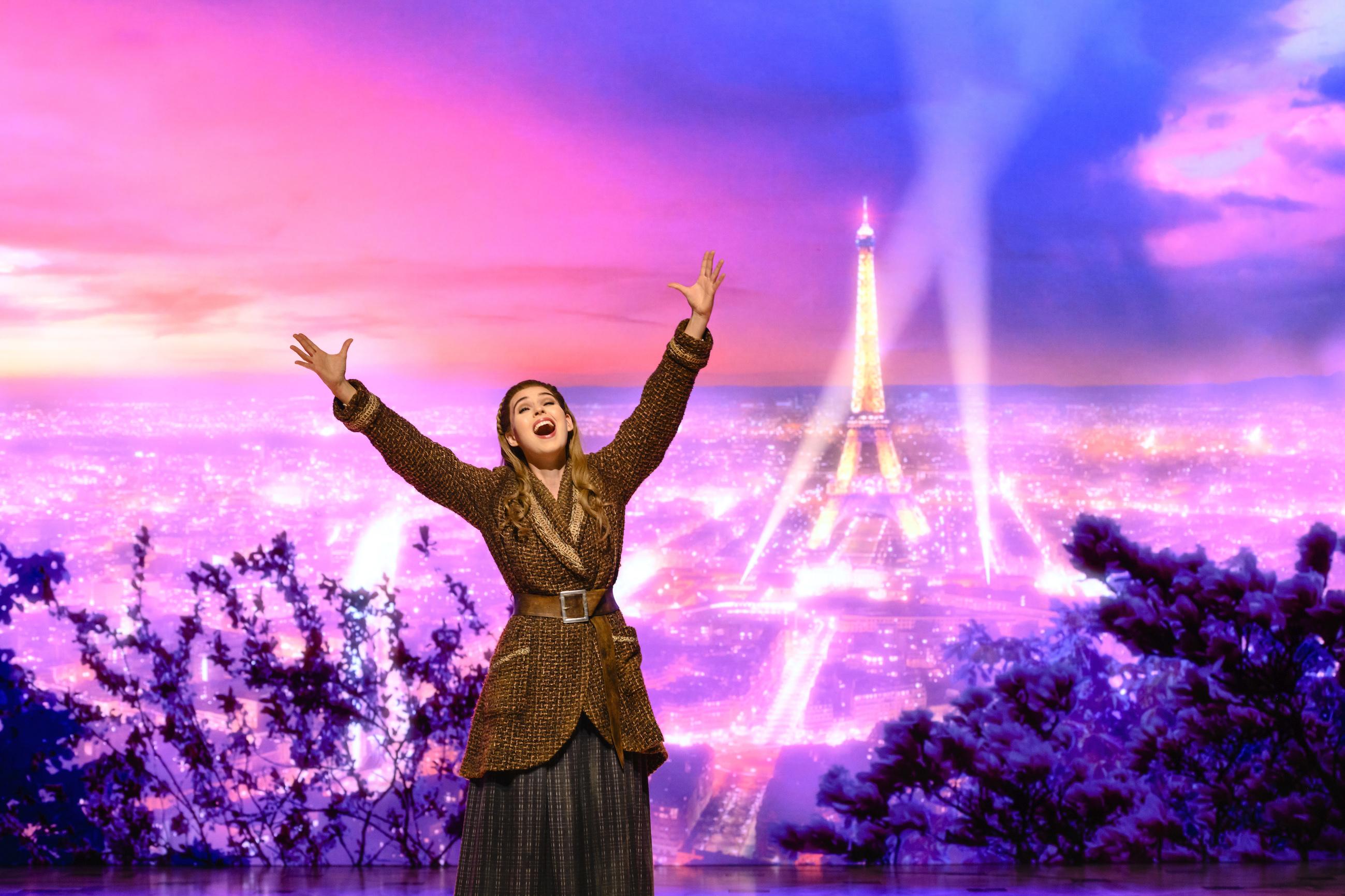 Na Duitse musicalkilometers stralen 'nieuwe gezichten' in Anastasia