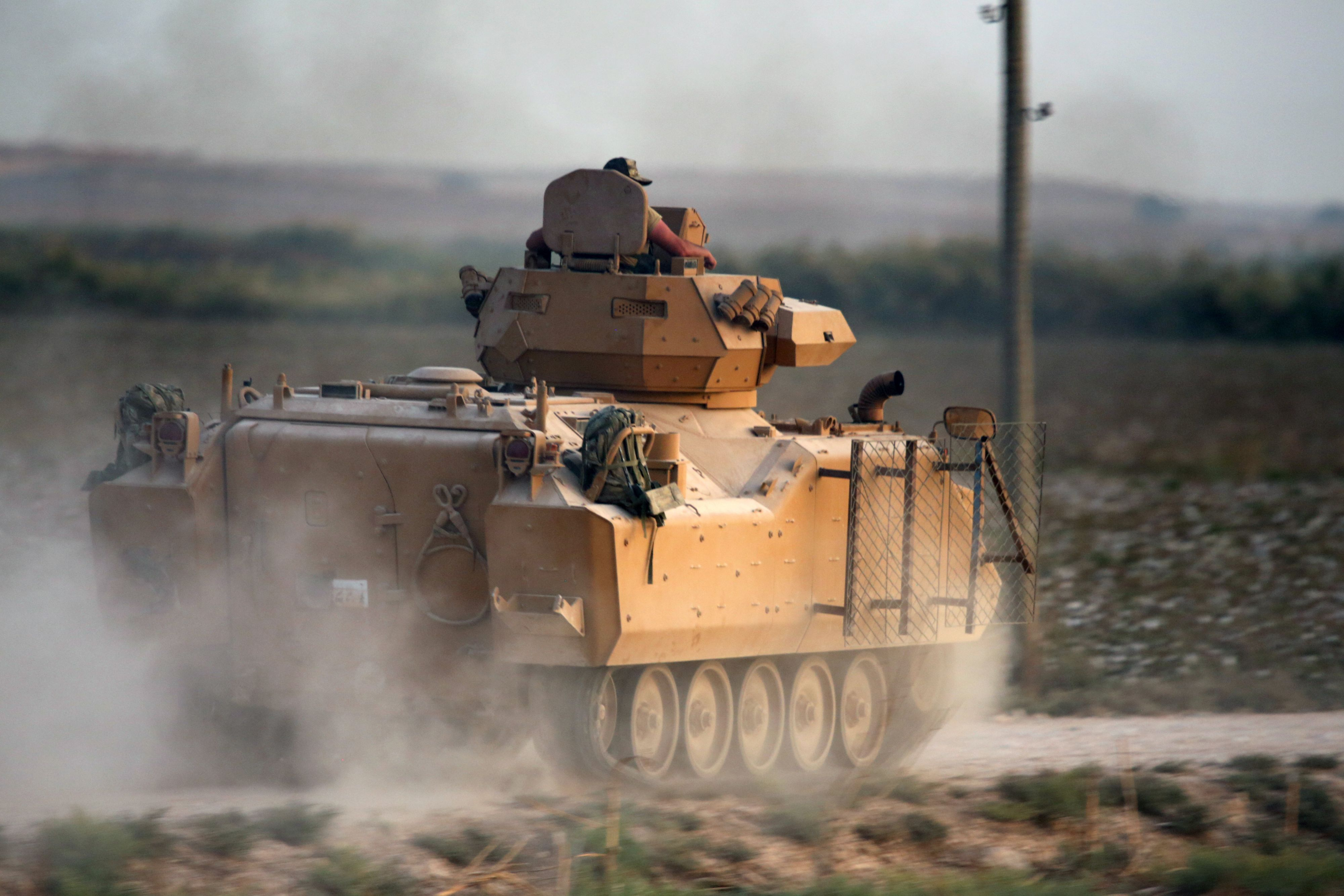 'Turkije creëert chaos en daar zal IS van profiteren'