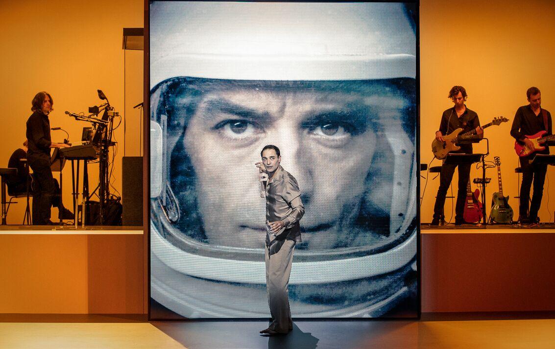 Hoe vage Lazarus-shit van David Bowie ook geweldig kan zijn