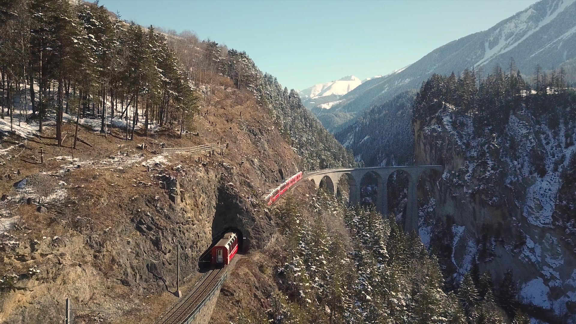Alles over treinen op één platform te vinden