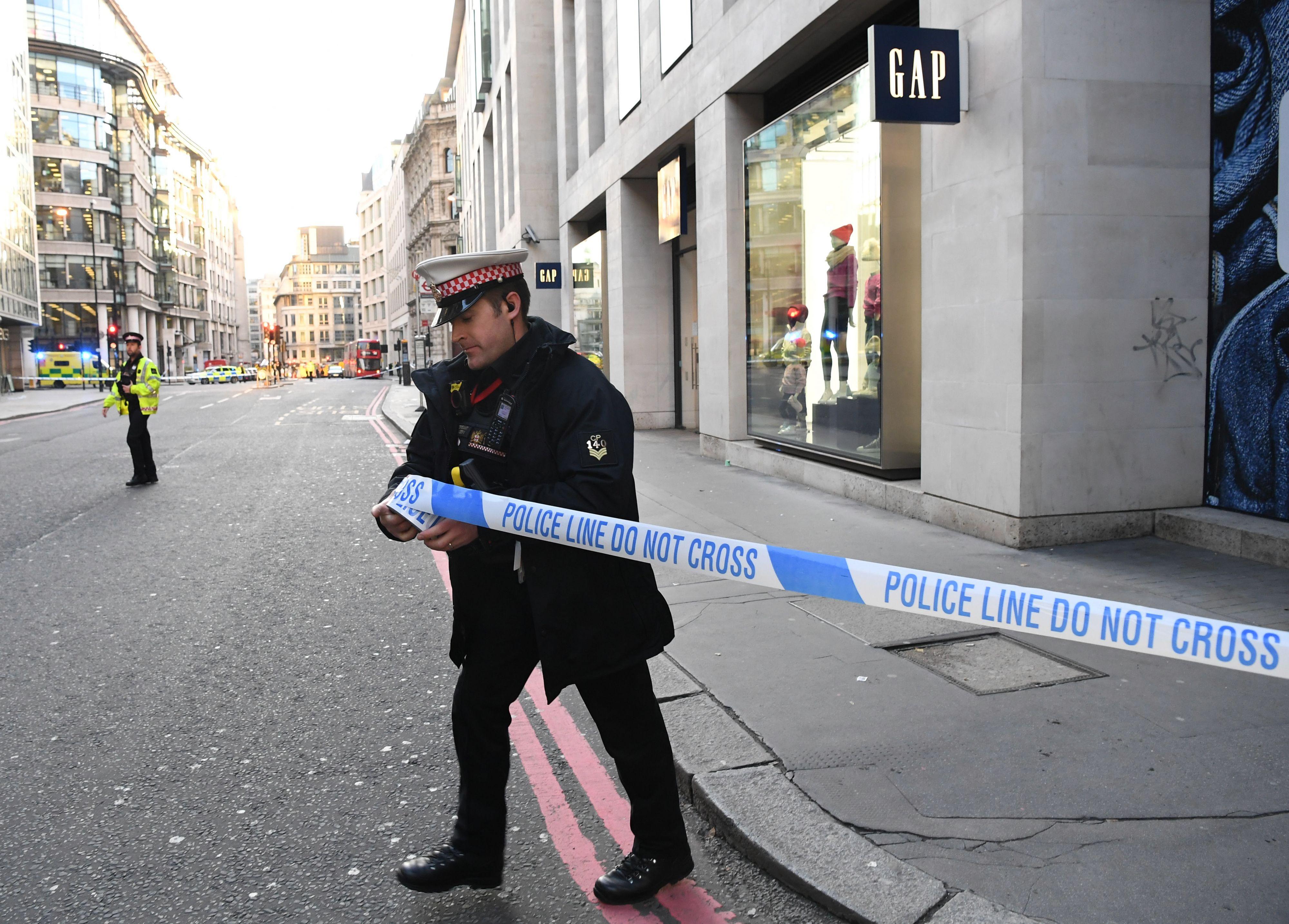 Dader aanslag Londen is 28-jarige veroordeelde terrorist