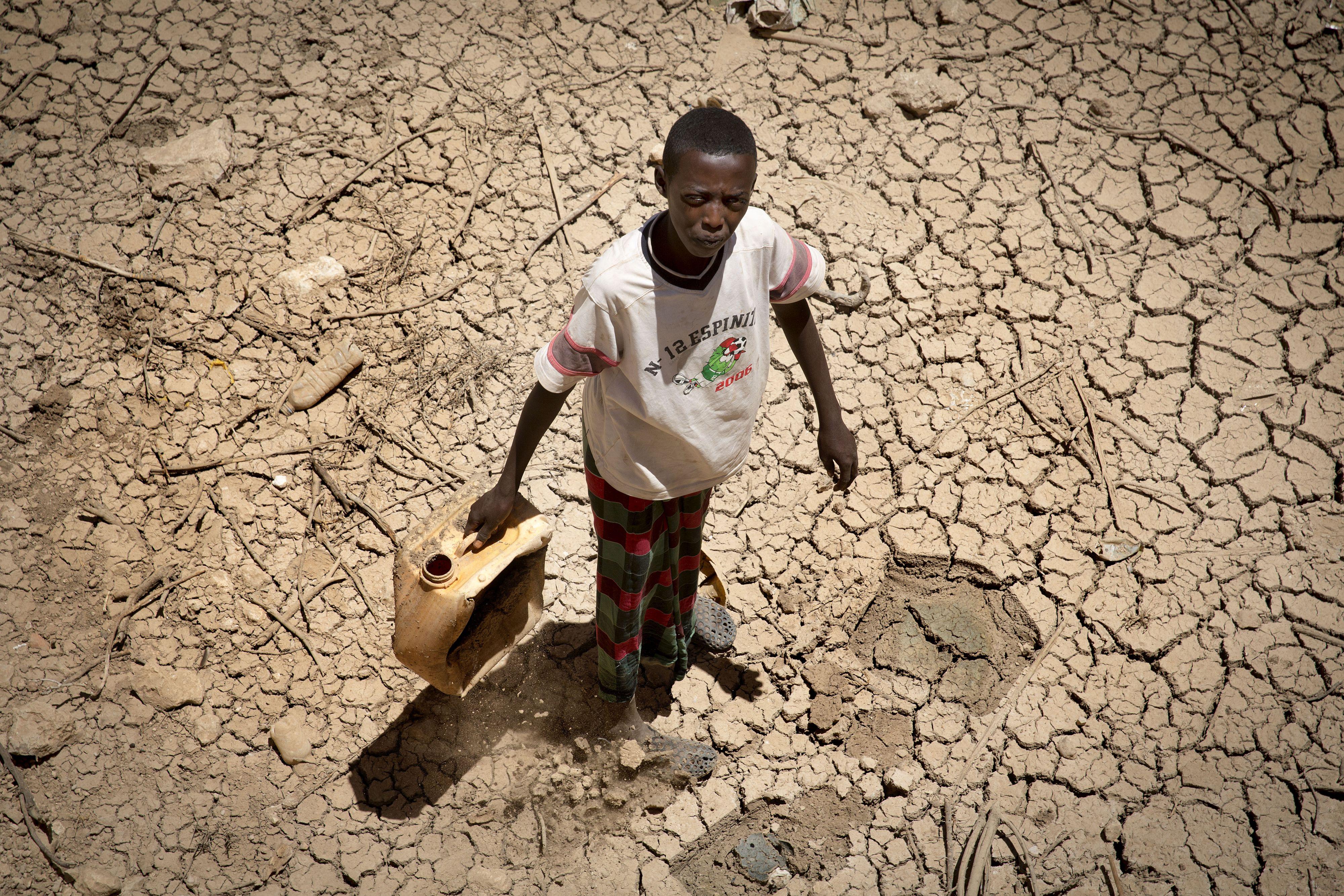 Na jarenlange daling neemt de honger wereldwijd weer toe