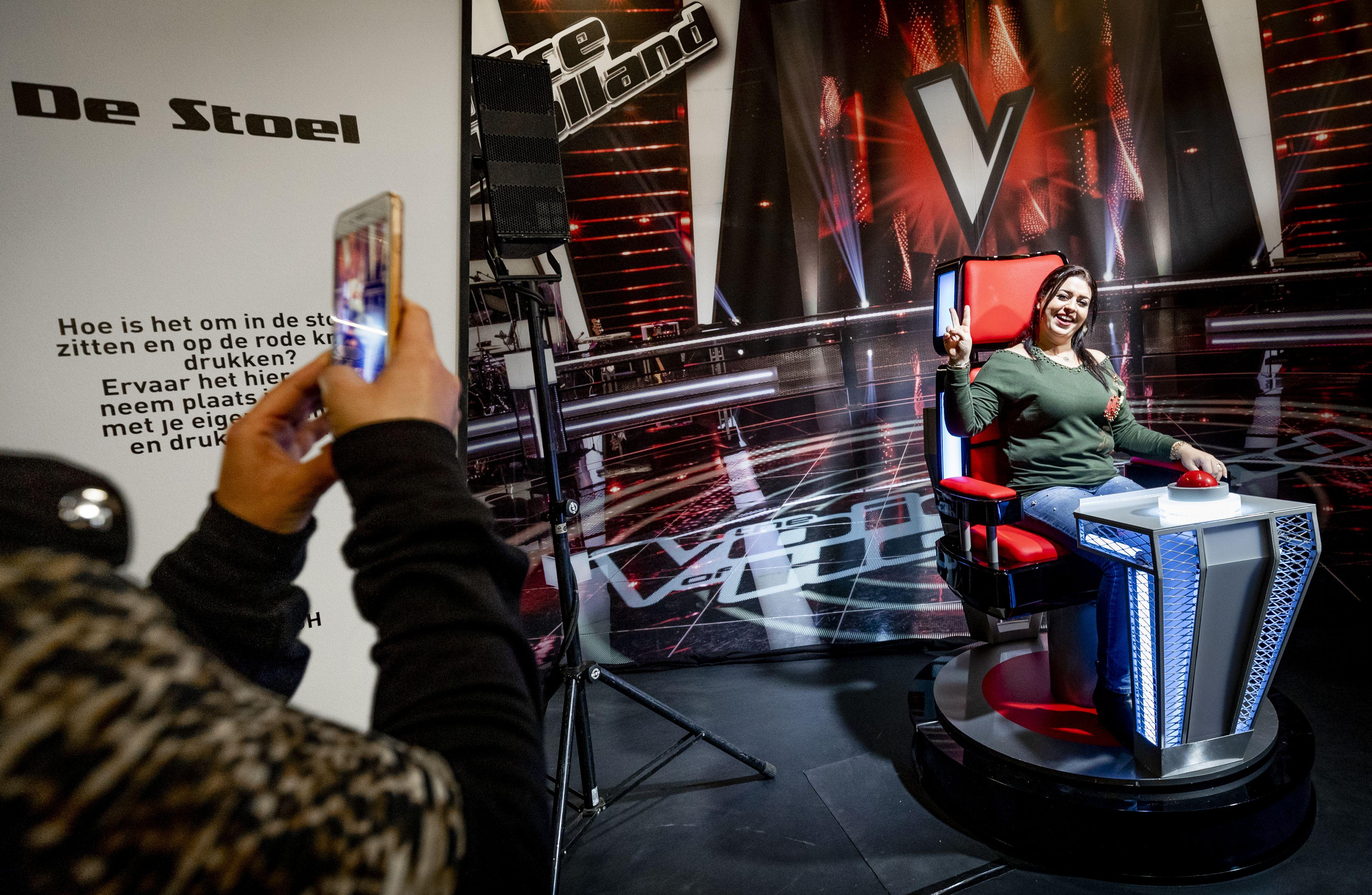 Chantal Janzen: 'Zelf aan The Voice meedoen? Nooit, doodeng'