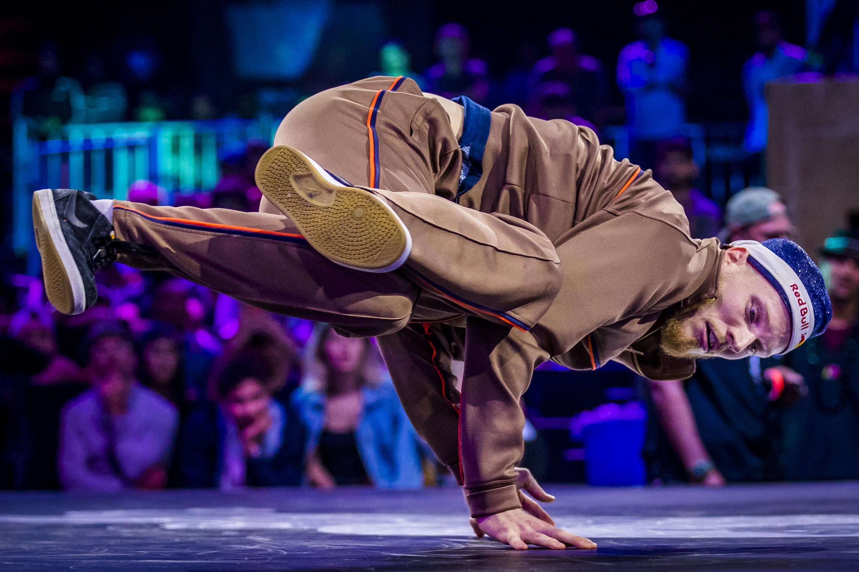 Nederlandse b-boy Menno wint WK Breakdance