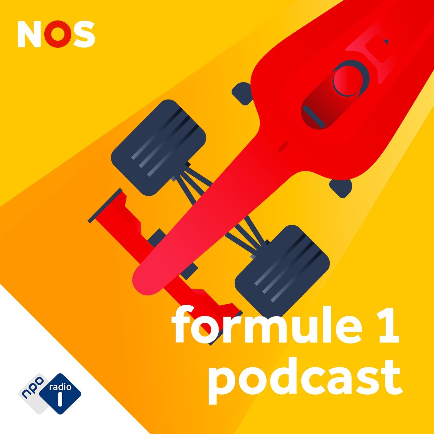 NOS Formule 1-Podcast.