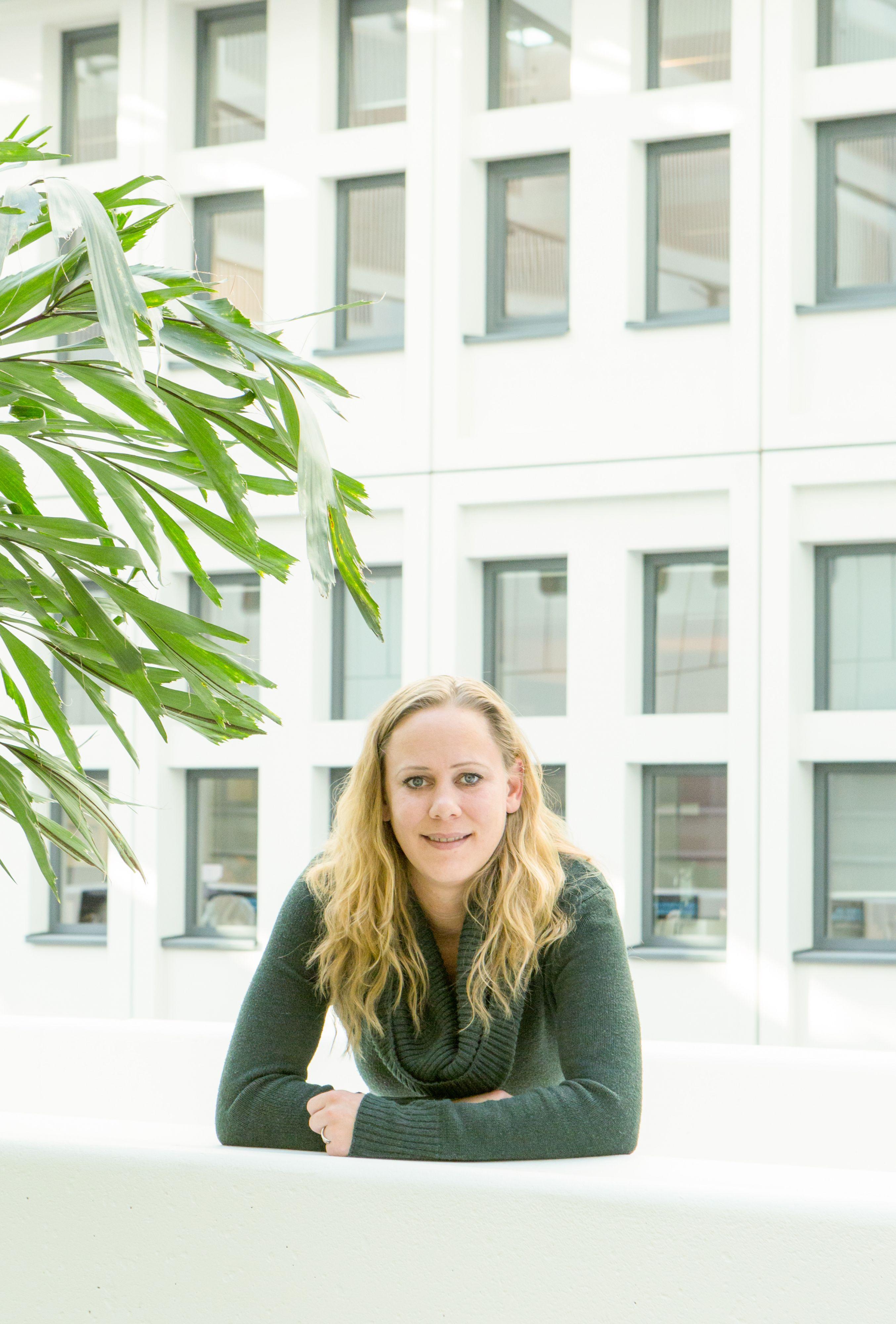 Lieke Kros. / Beeld: Jaap van Rijn
