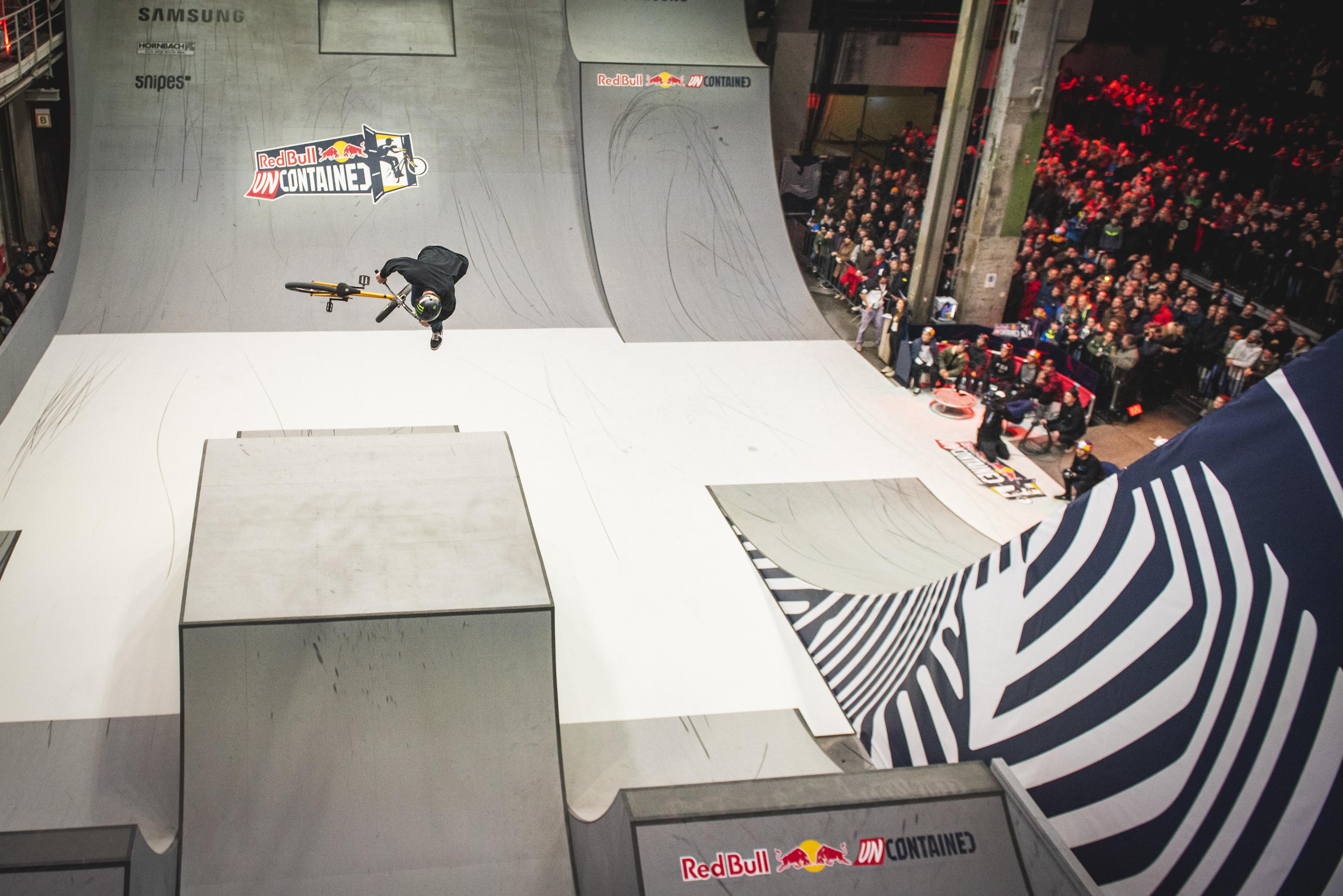 Red Bull Uncontained: laat dit het nieuwe BMX'en zijn